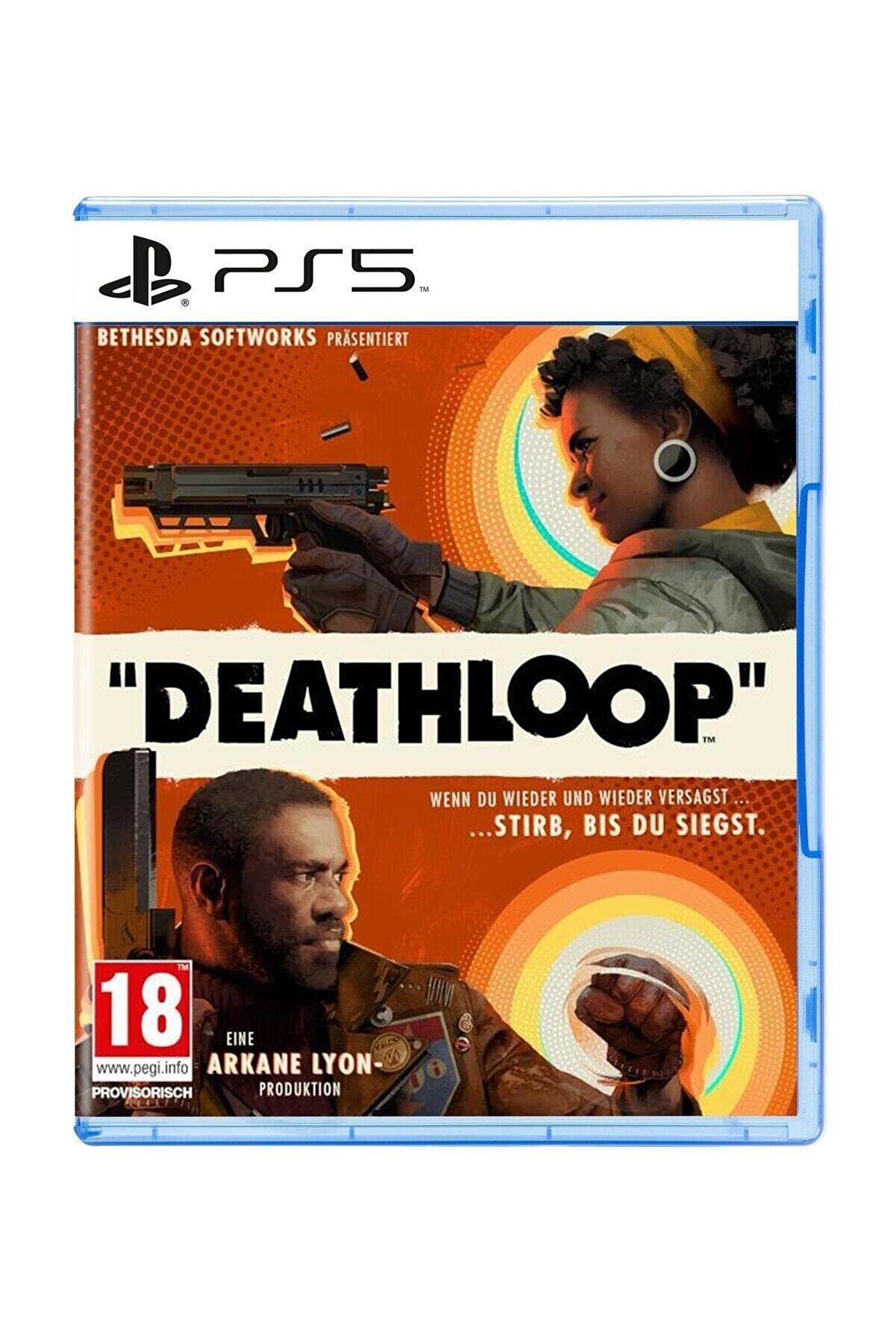 Bethesda Game Studios Deathloop PS5 Oyun