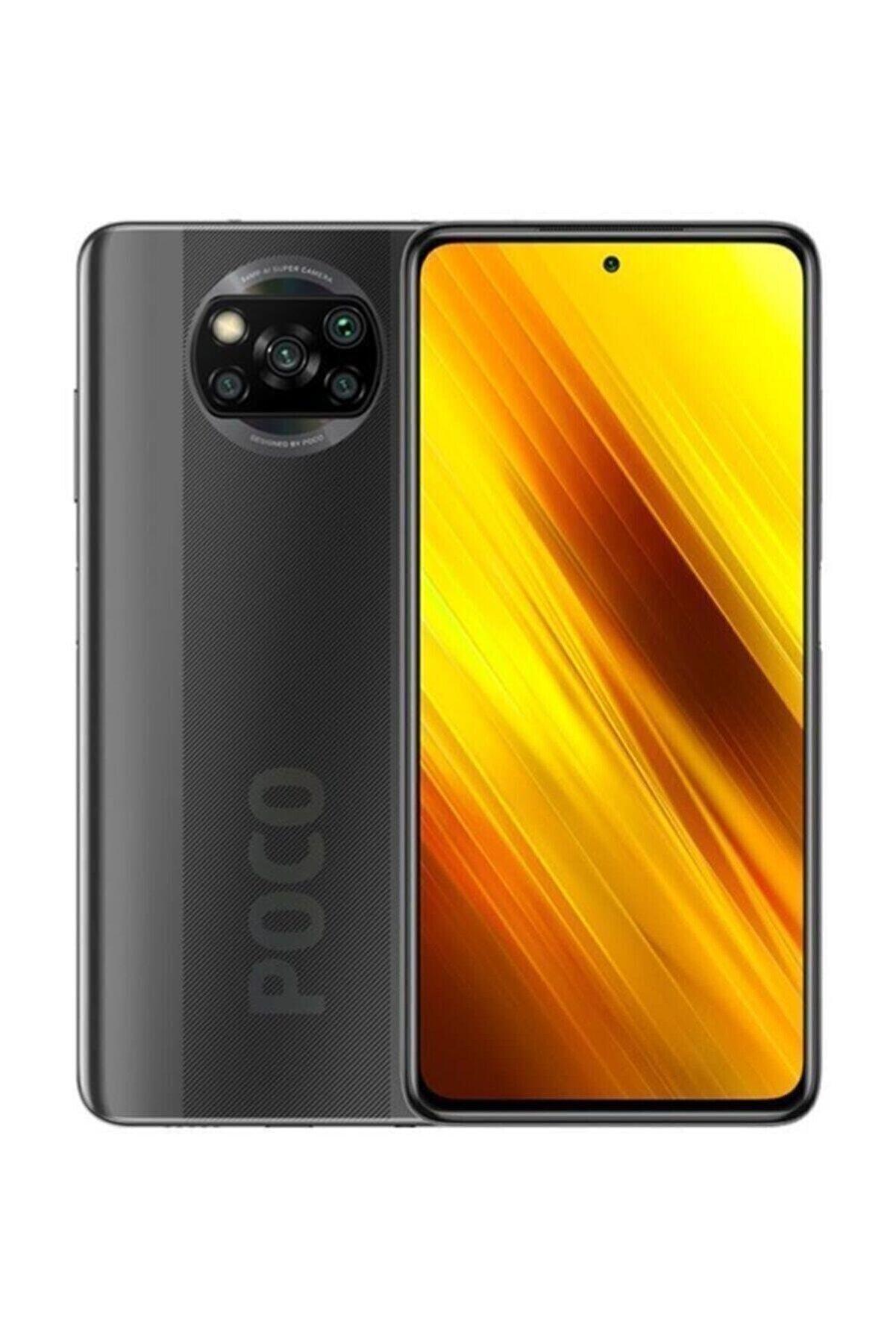 POCO X3 NFC 64GB Gri Cep Telefonu (Xiaomi Türkiye Garantili)