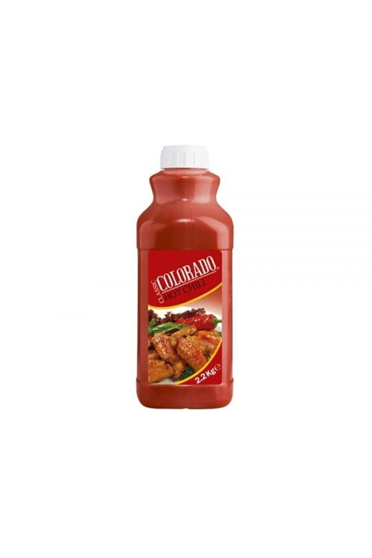 Colorado Hot Chili Sos 2.200g