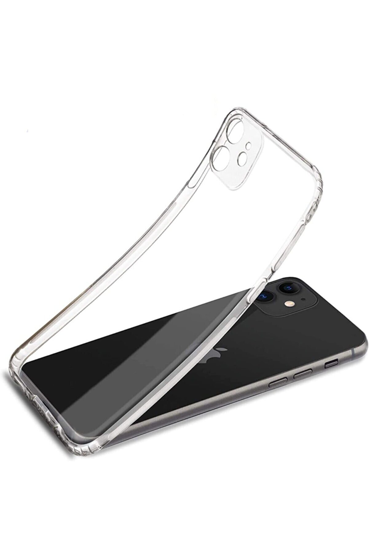 SUPPO Iphone11 Şeffaf Kılıf