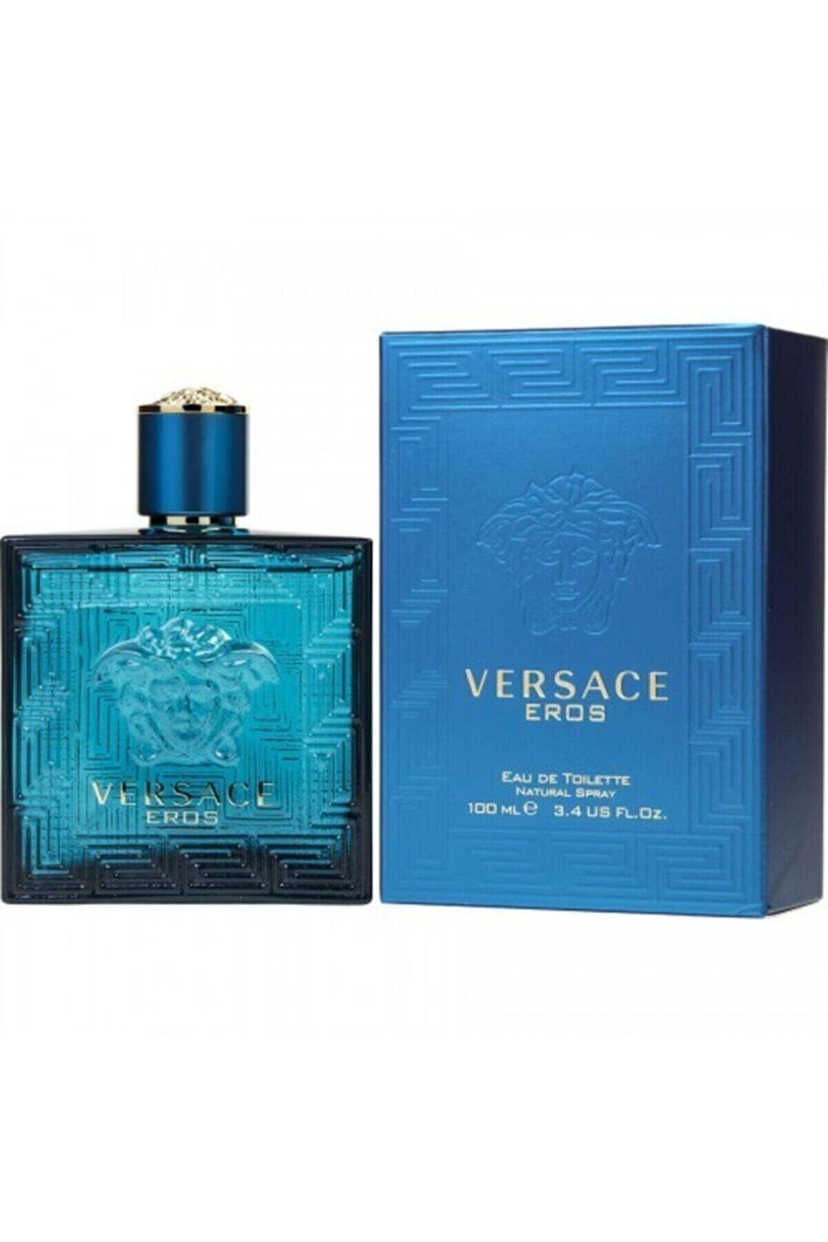 Versace Eros Edt 100 ml Erkek Parfümü 8011003809219