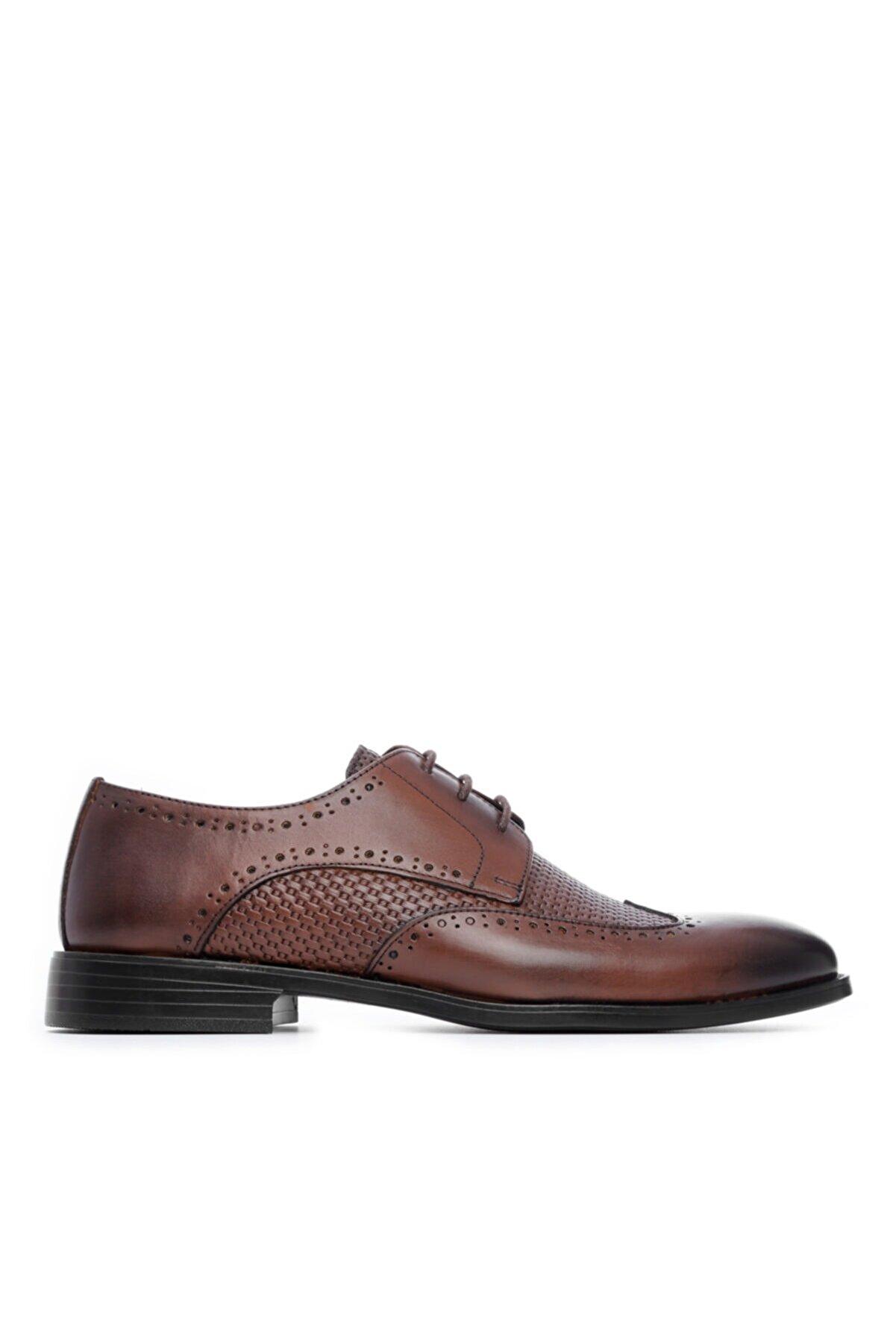Kemal Tanca Erkek Kahverengi Casual Ayakkabı