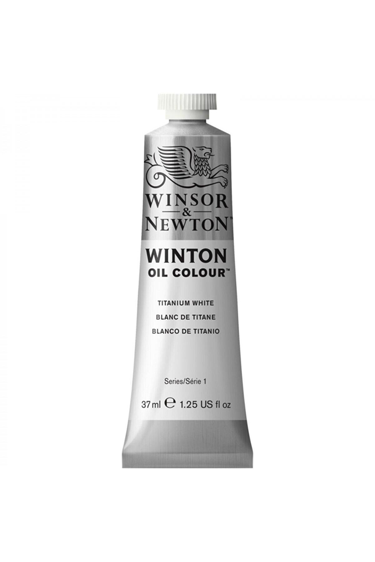 Winsor Newton Winsor & Newton Winton Yağlı Boya 37 Ml. 40 Titanium White