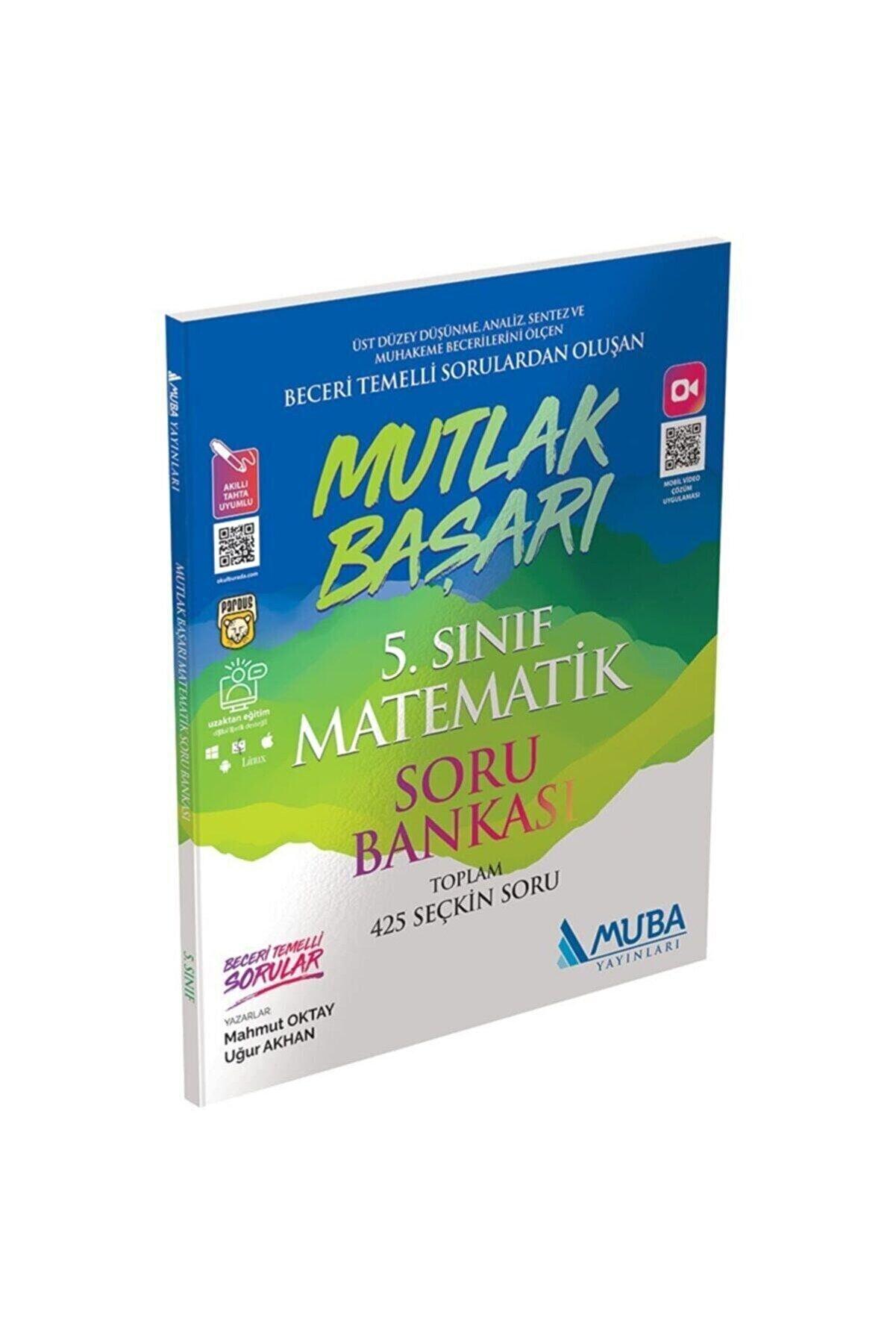 Muba Yayınları Muba Mutlak Başarı 5.sınıf Matematik Soru Bankası