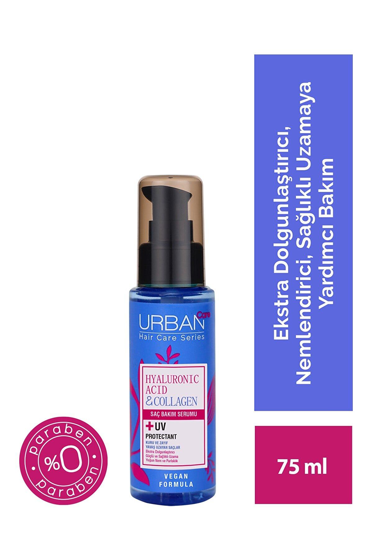 Urban Care Hyaluronic Acid & Collagen Saç Bakım Serumu / Hyalüronik Asit