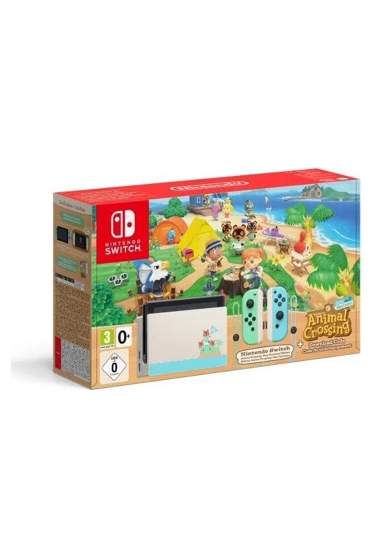 Nintendo Switch  Horizons Edition Konsol