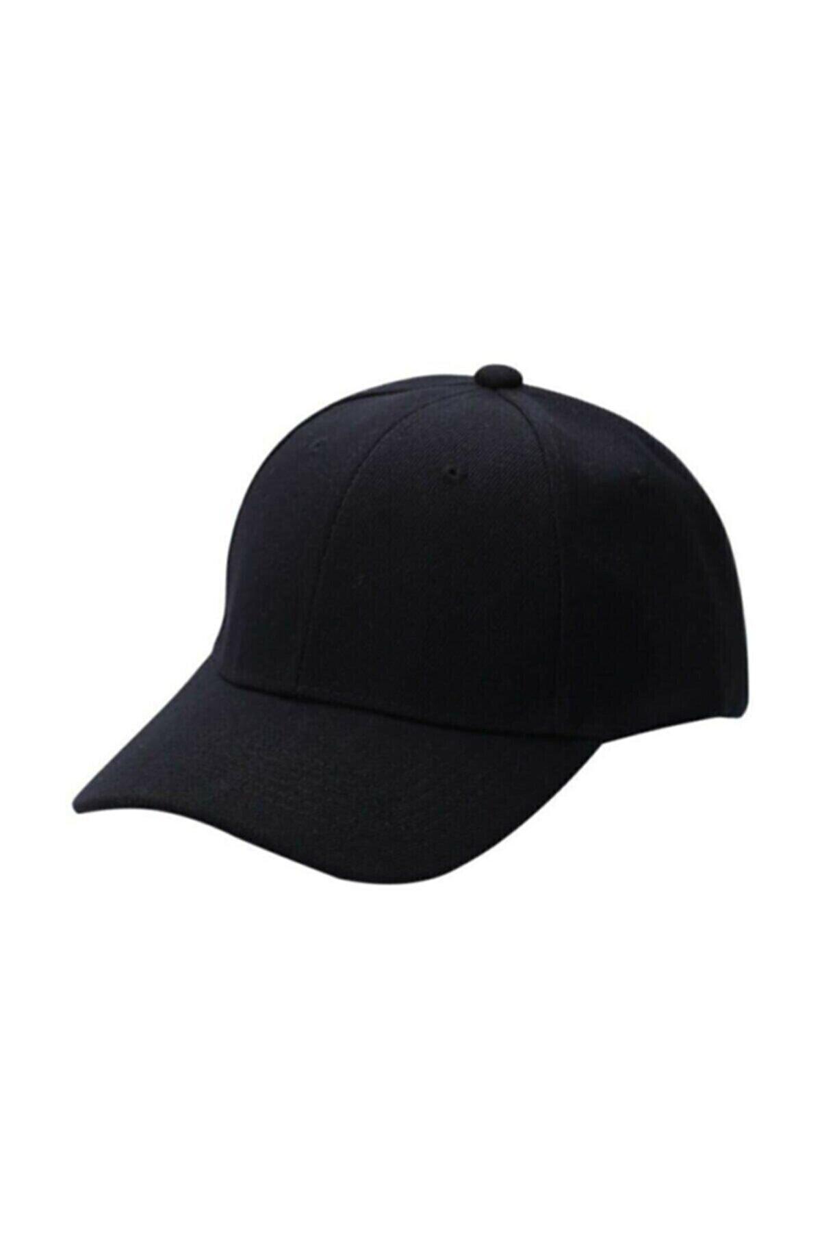 Orçun Özkarlıklı Unisex Siyah Hayvan Desenli Eagle Model Şapka