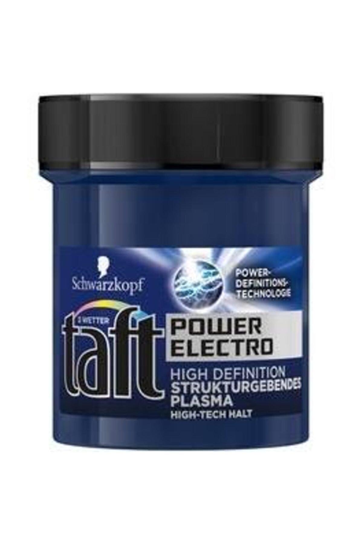 Taft Saç Jölesi - Electro Force Plasma 130 ml 4015001014181