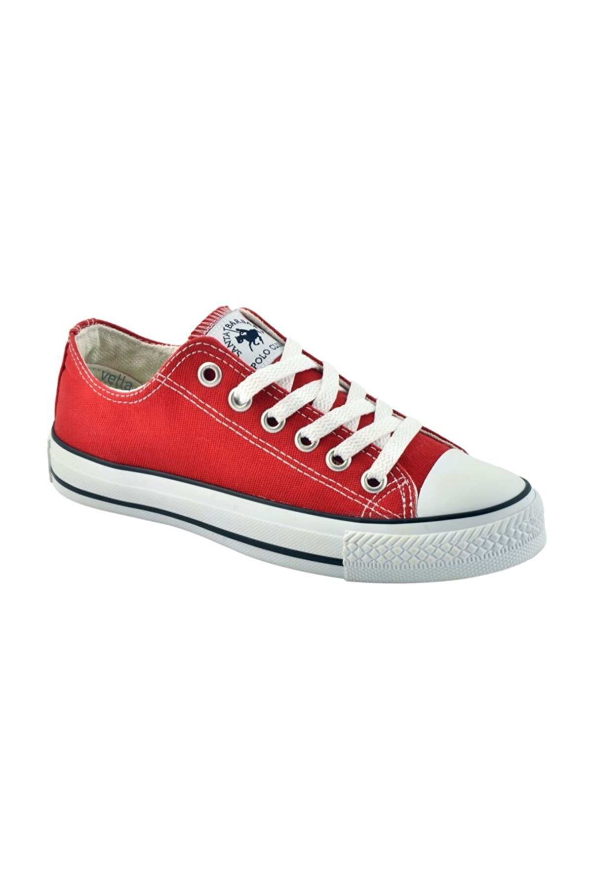 SANTA BARBARA POLO Club Converse Ayakkabı Kırmızı Spc-01