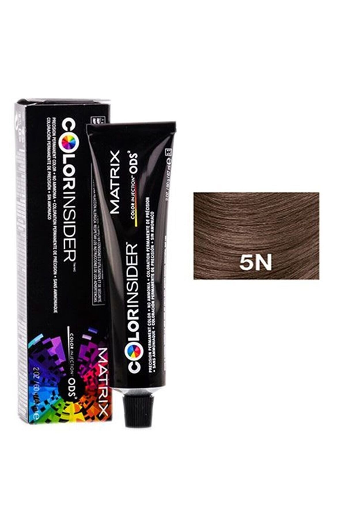 Matrix Color Insider Saç Boyası 5nw/5,03 Light Brown Neutral