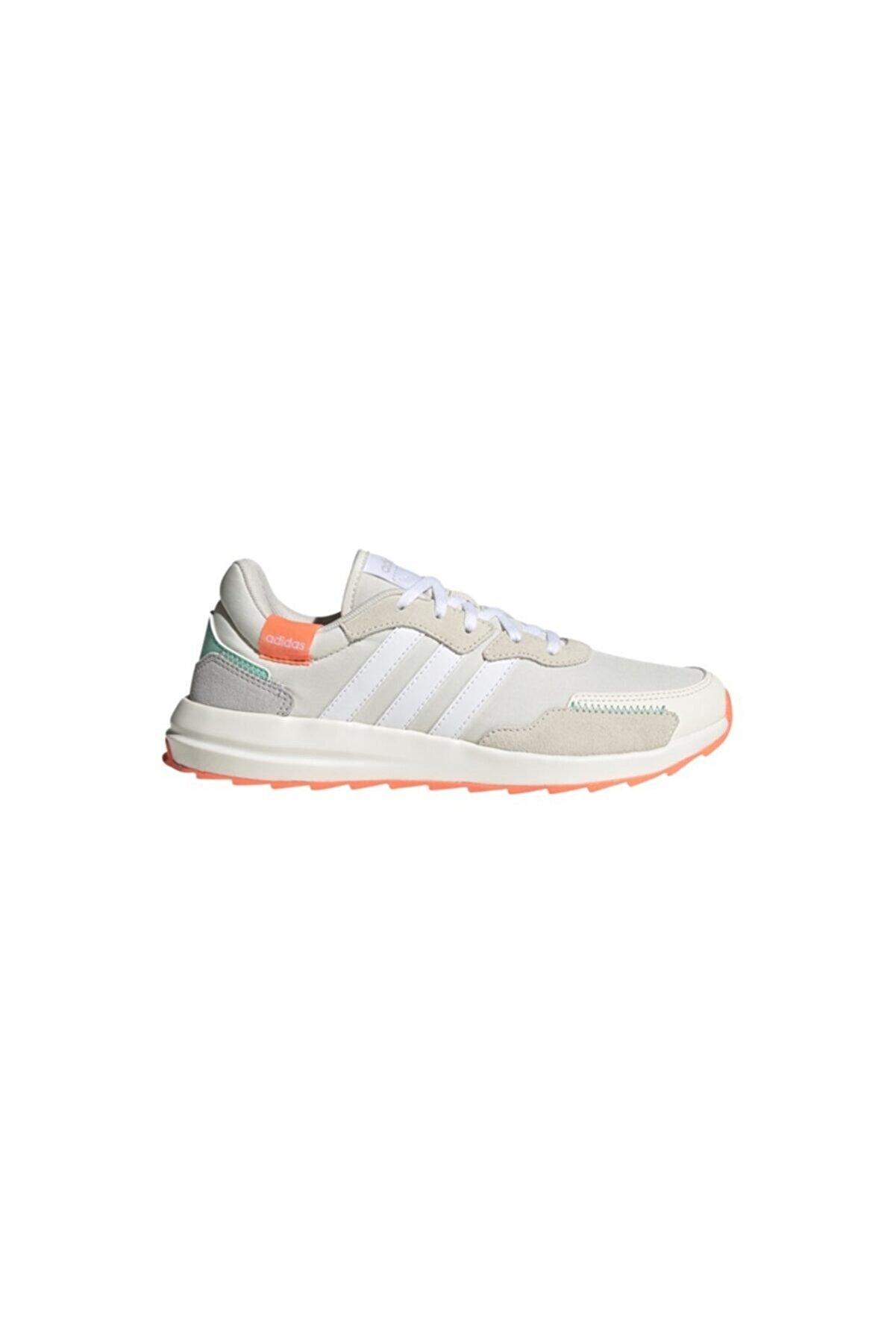 adidas RETRO RUNNER Beyaz Kadın Sneaker Ayakkabı 100630805