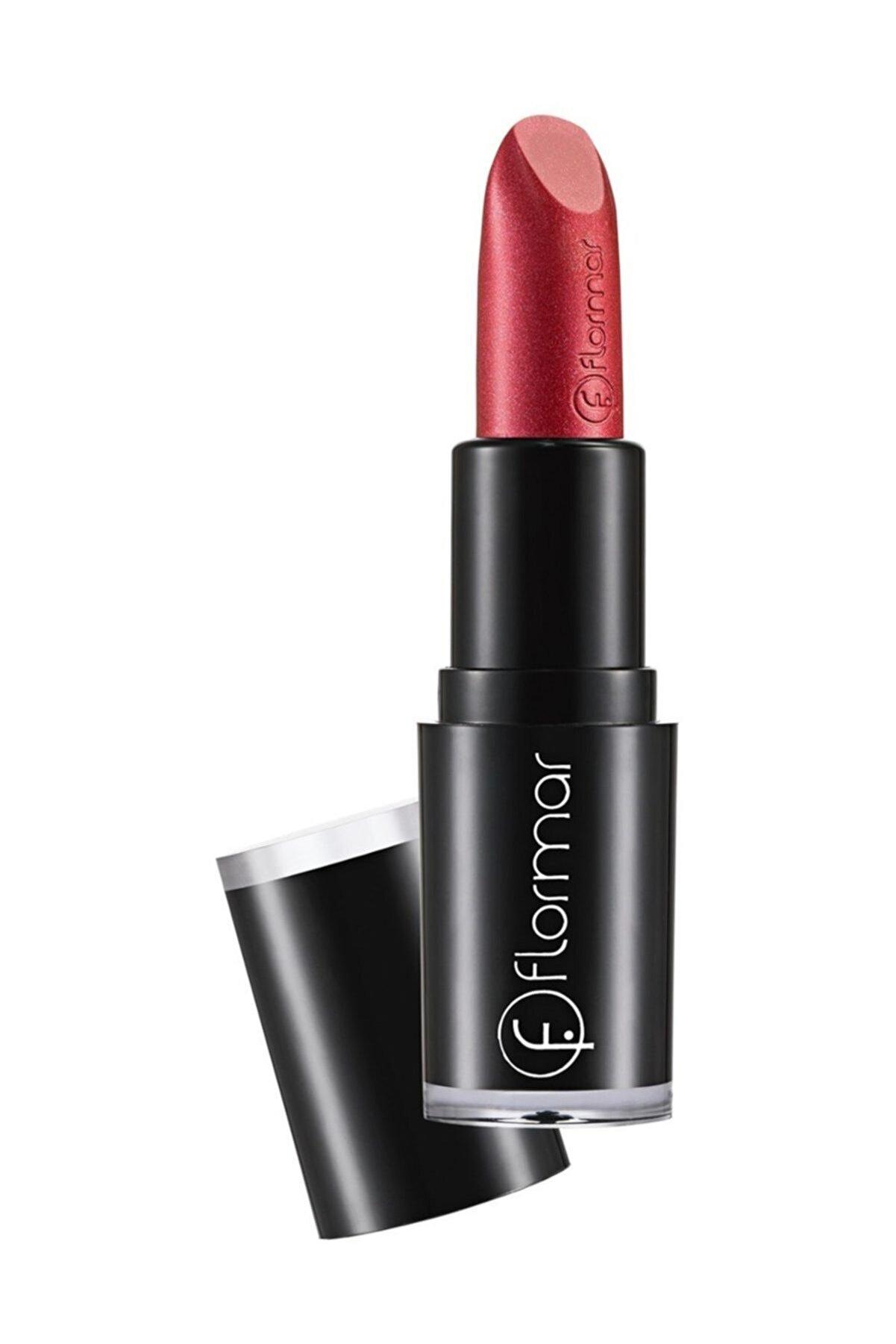 Flormar Ruj - Long Wearing Lipstick Quite Cute 8690604138357