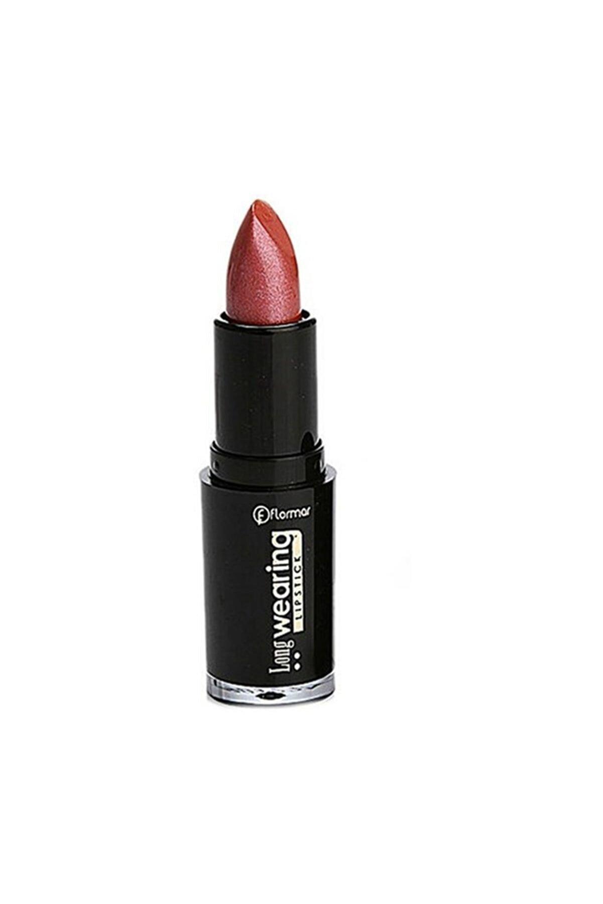 Flormar Ruj - Long Wearing Lipstick Glittery Rose L29 8690604138326