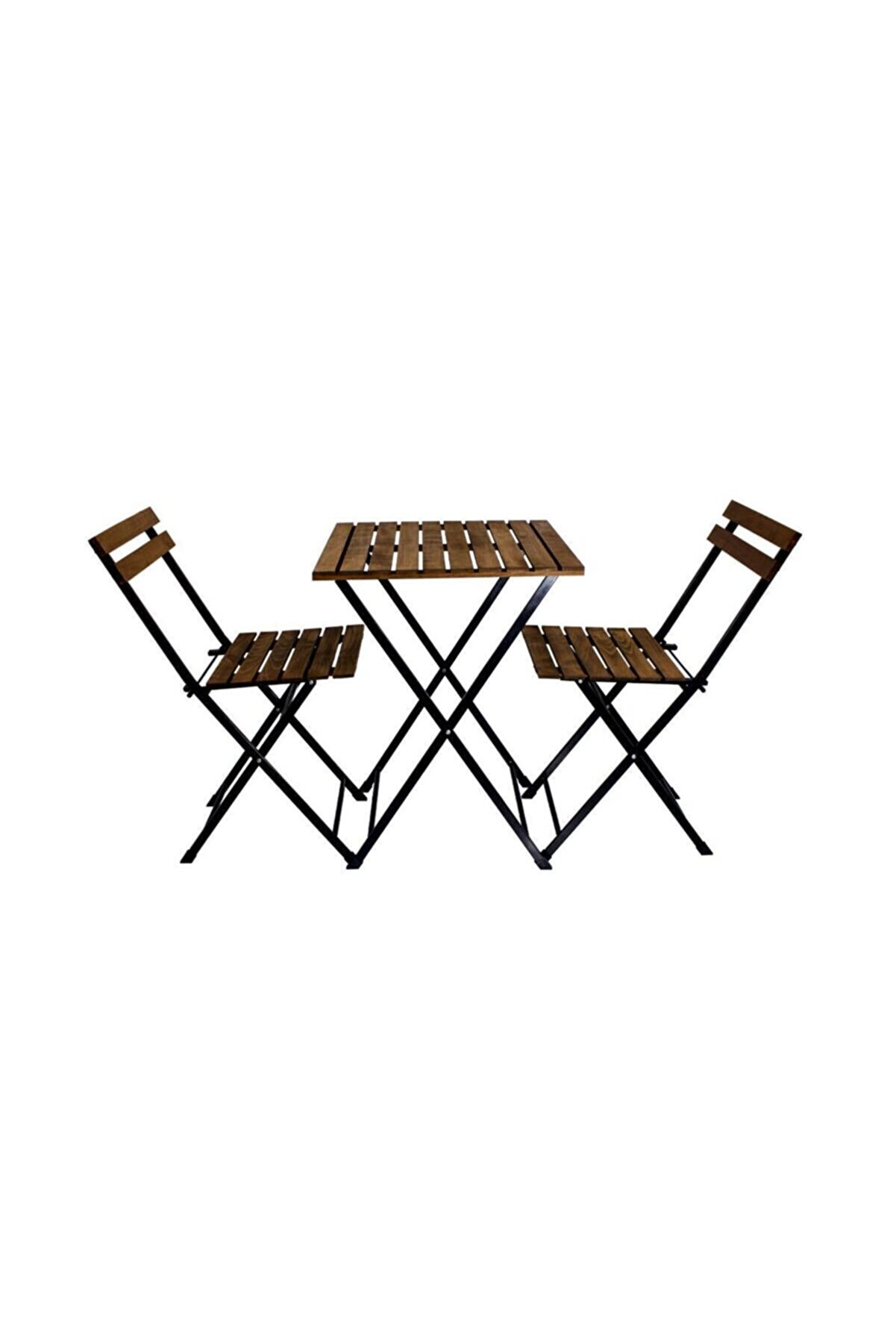 Pratico Bistro Masa Sandalye Takımı - Bahçe Masası ve Bahçe Sandalyesi