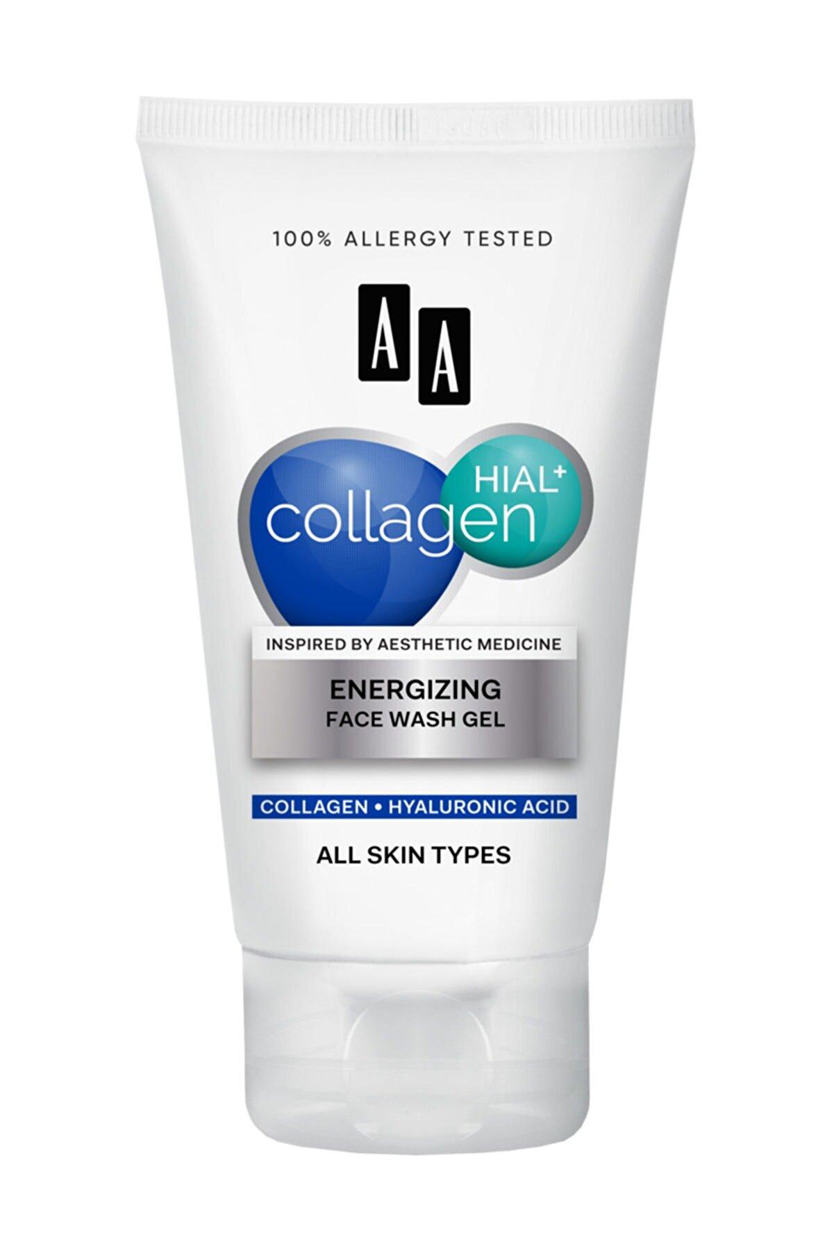 AA Cosmetics HIAL+  Kolajen Canlandırıcı Yüz Yıkama Jeli 150ml