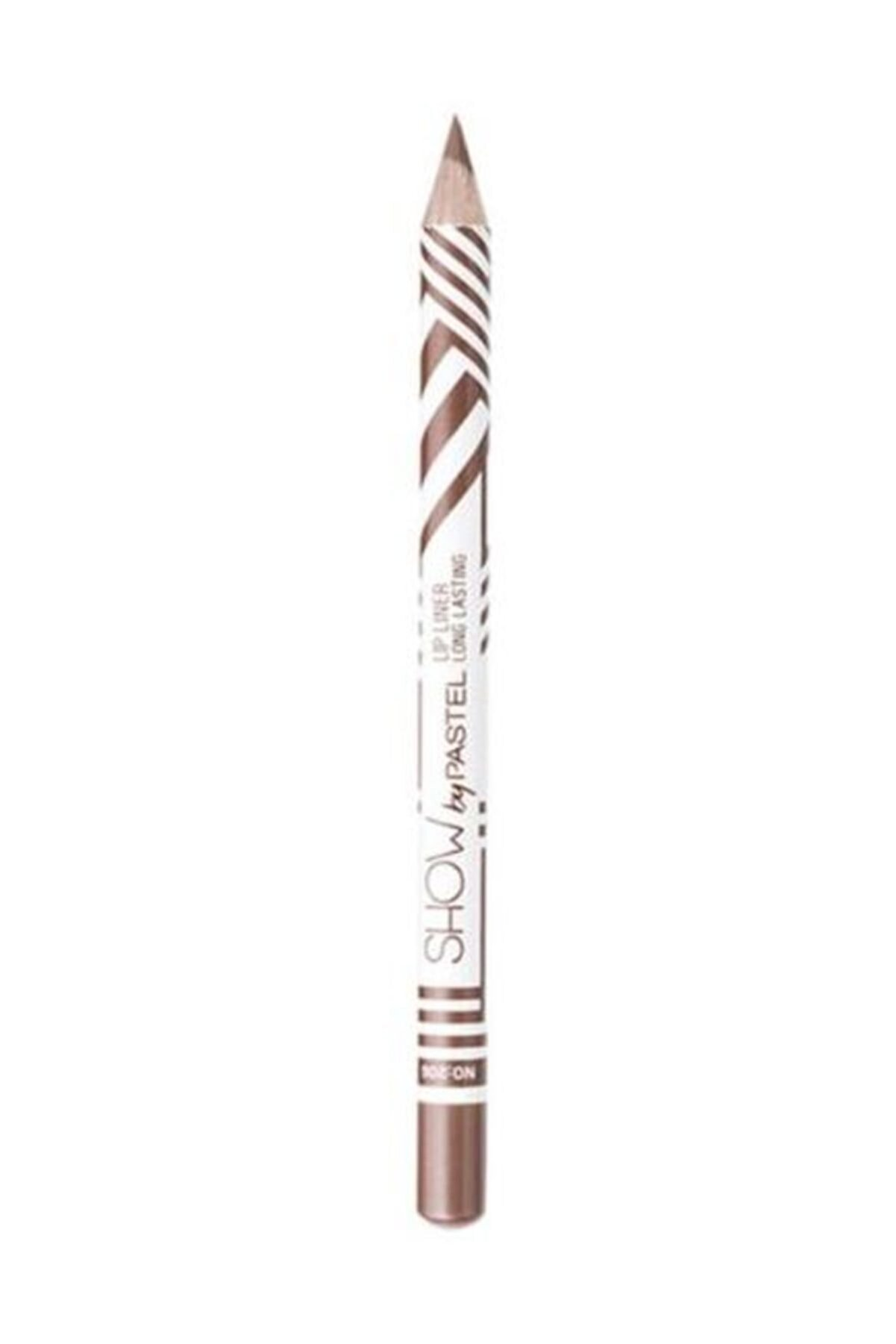 Pastel Dudak Kalemi - Show By Long Lasting Lip Pencil No 206 8690644009570