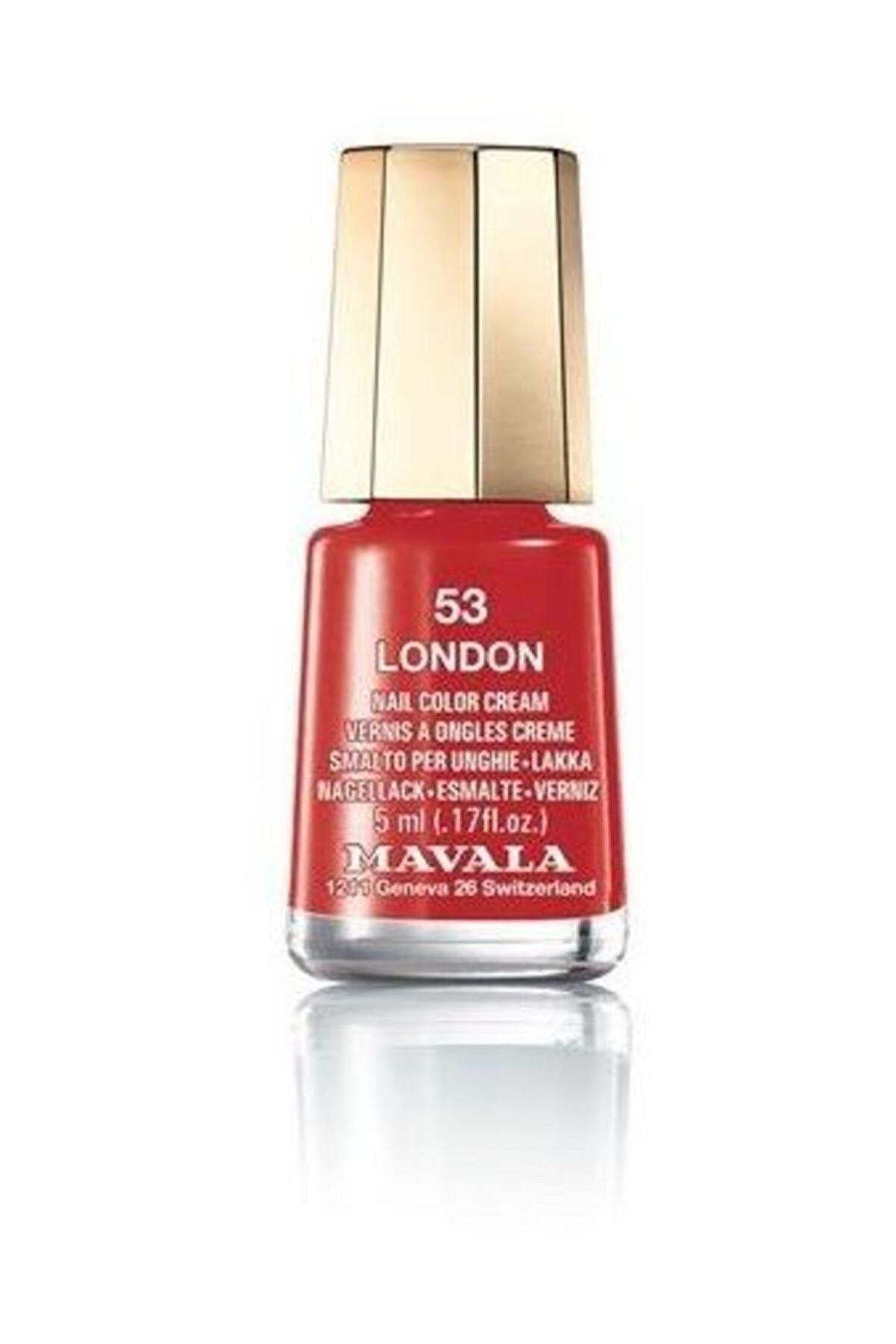 Mavala Mini Oje No :53 London 7618900910539