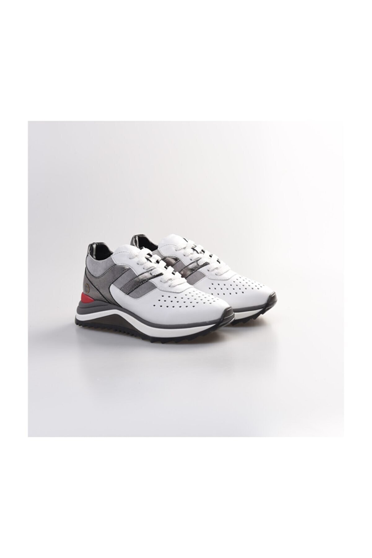 Mammamia Deri Spor Ayakkabı D20ya-3970
