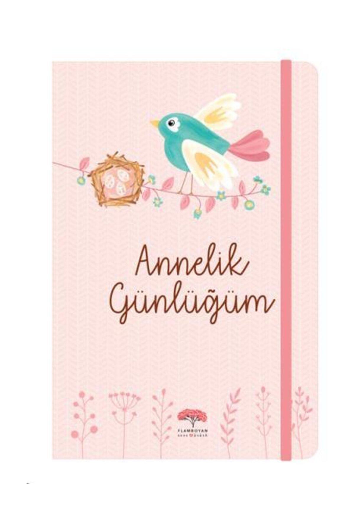 Flamboyan Annelik Günlüğüm - Evrim Gürel Süveydan 9786058356436