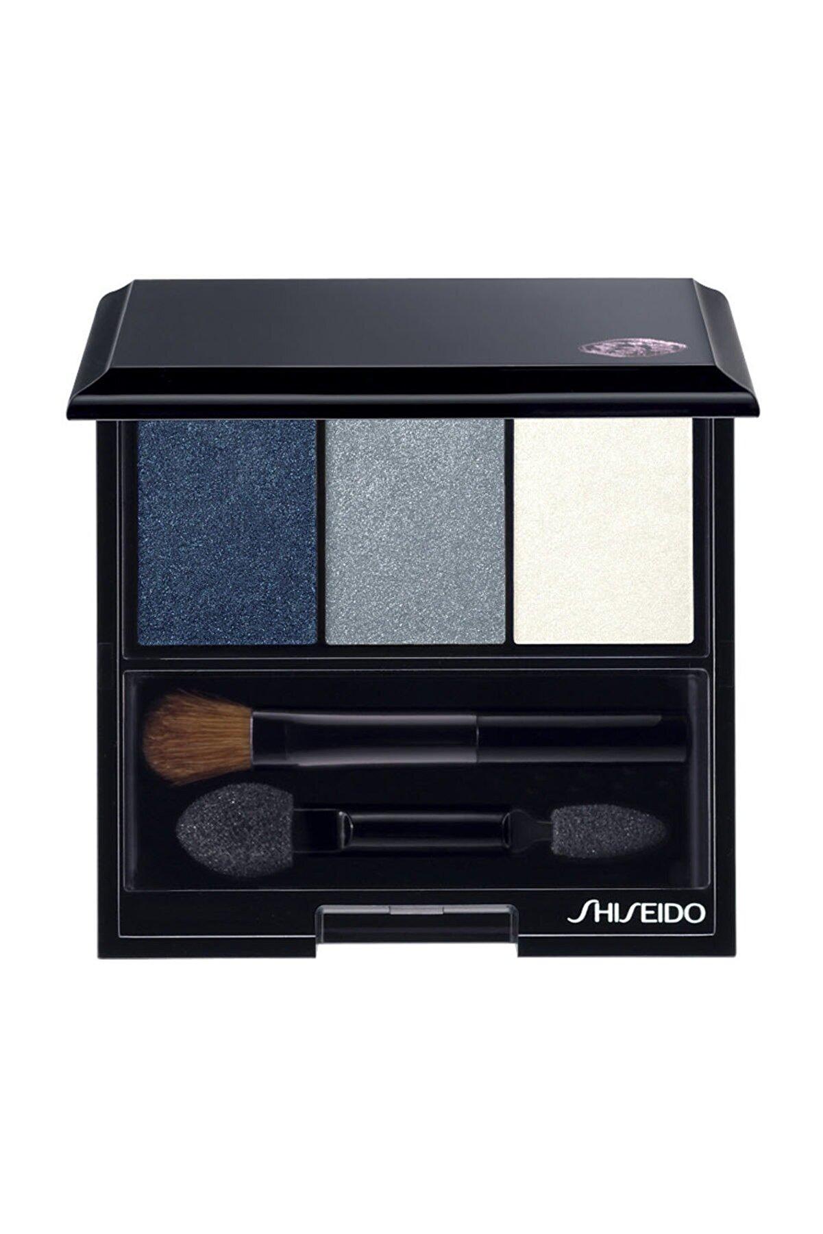 Shiseido Saten bitişli 3'lü Göz Farı - Luminizing Satin Eye Color Trio GY901  729238105218