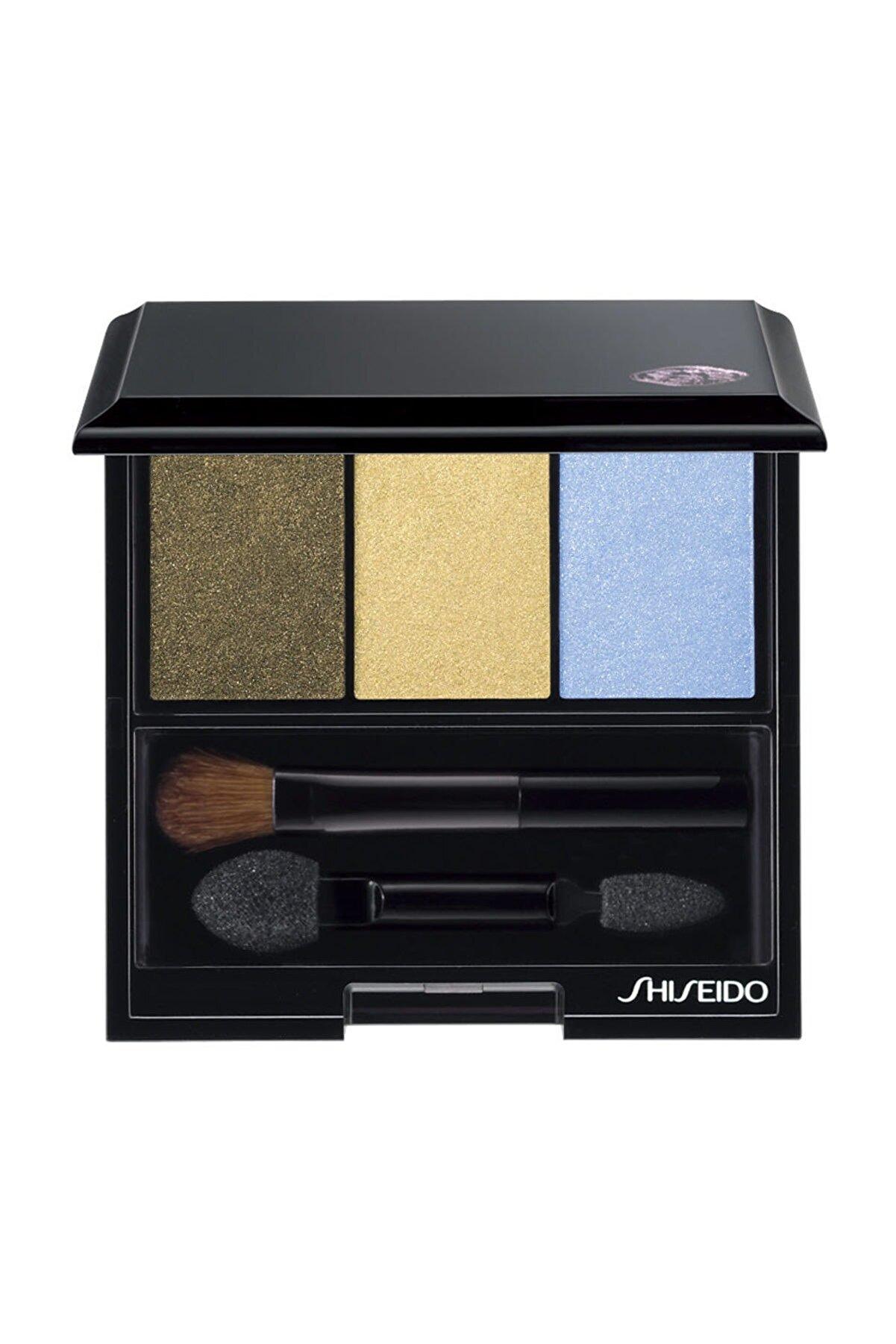 Shiseido Saten bitişli 3'lü Göz Farı - Luminizing Satin Eye Color Trio GD804 729238105249
