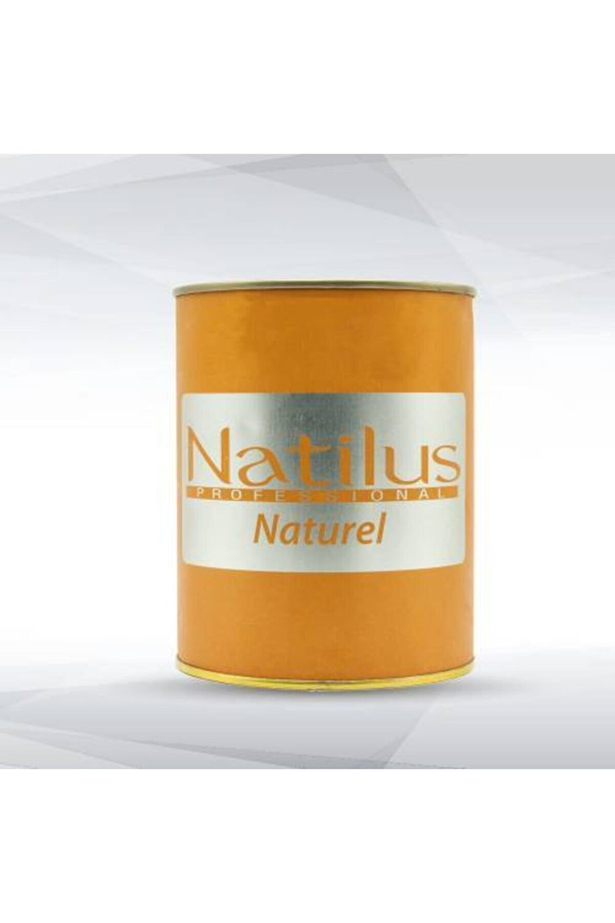 Natilus Konserve Ağda 800 Ml Naturel