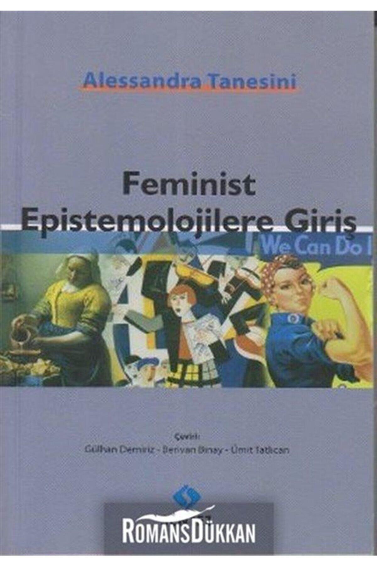 Sentez Yayınları Feminist Epistemolojilere Giriş
