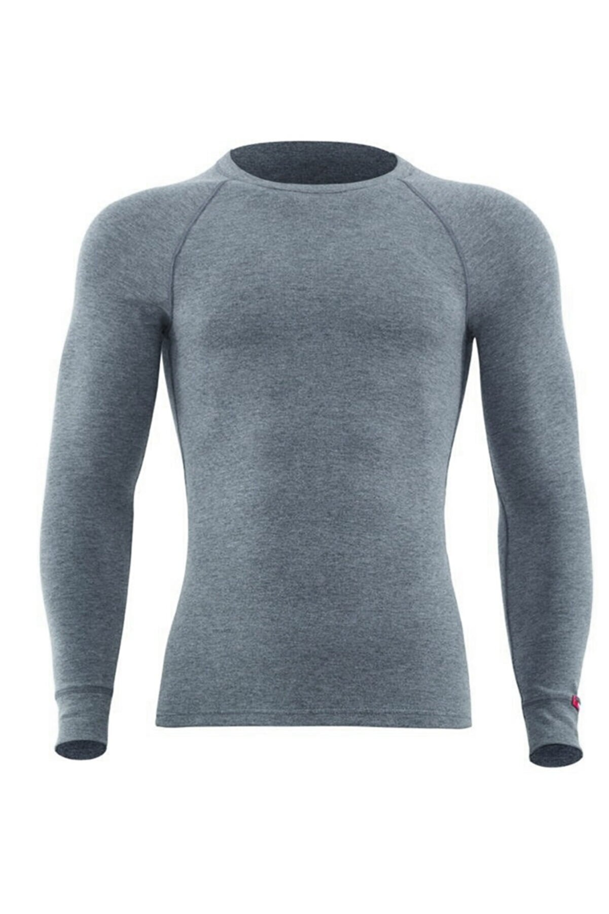Blackspade Erkek Termal Tişört 2. Seviye 9259 - Gri Melanj