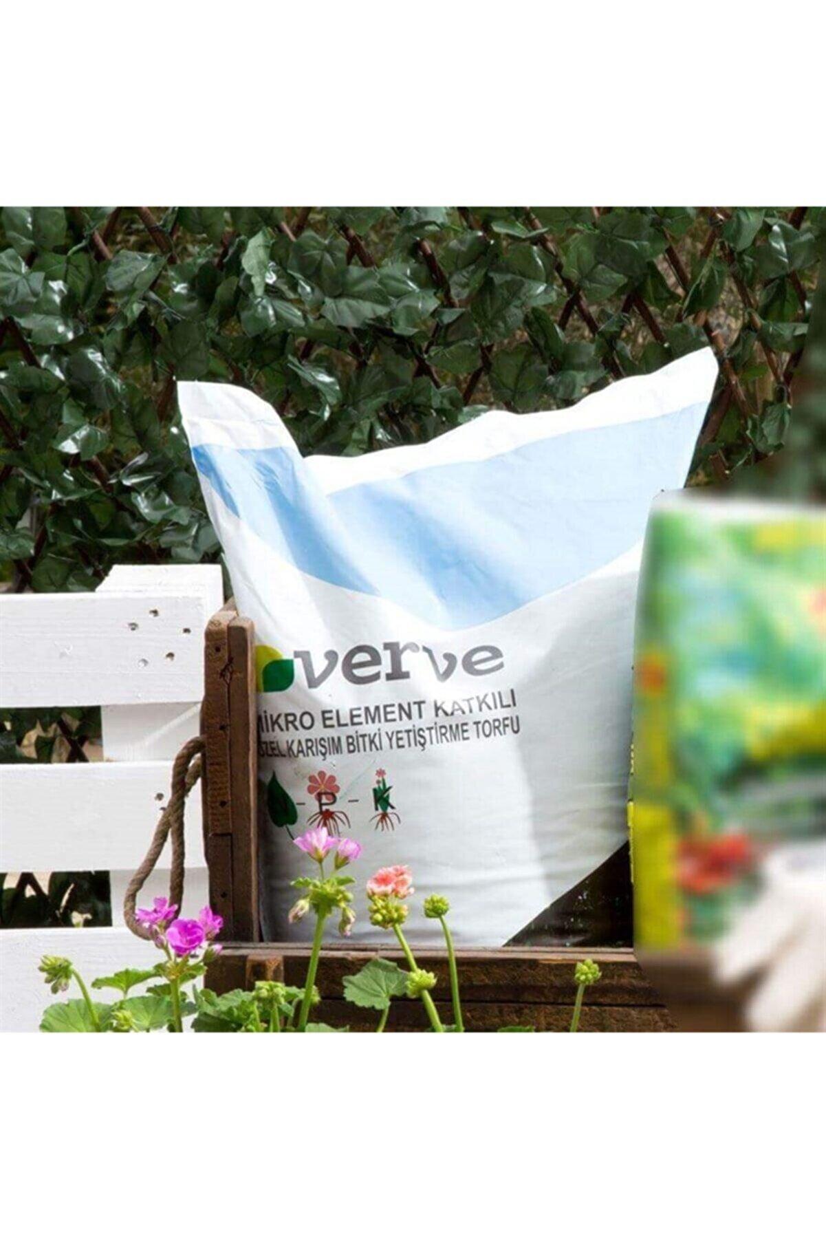 Verve Verve Mikro Element Katkılı Torf Toprak 5 Litre