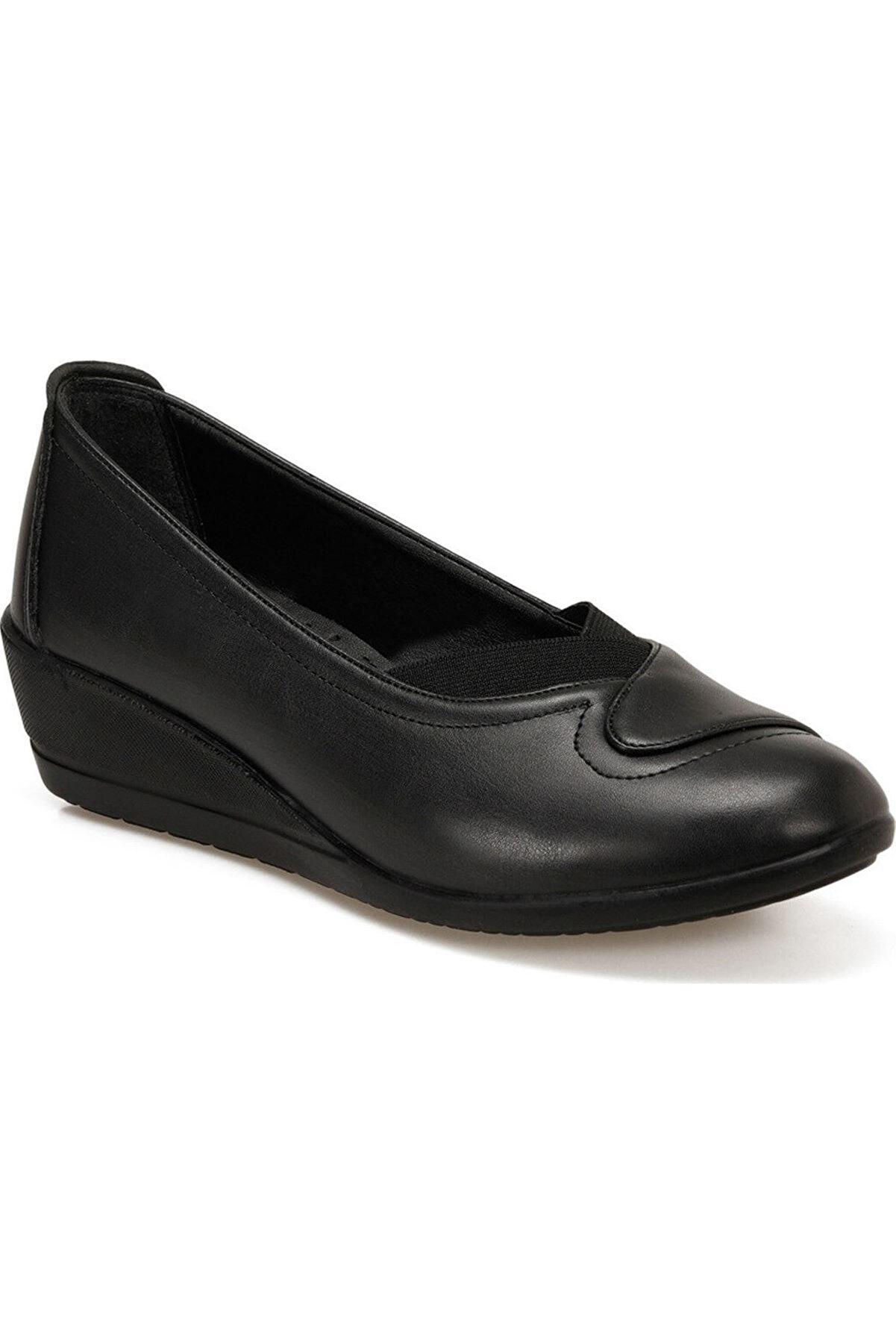 Polaris 92.151026.Z Siyah Kadın Comfort Ayakkabı 100573788