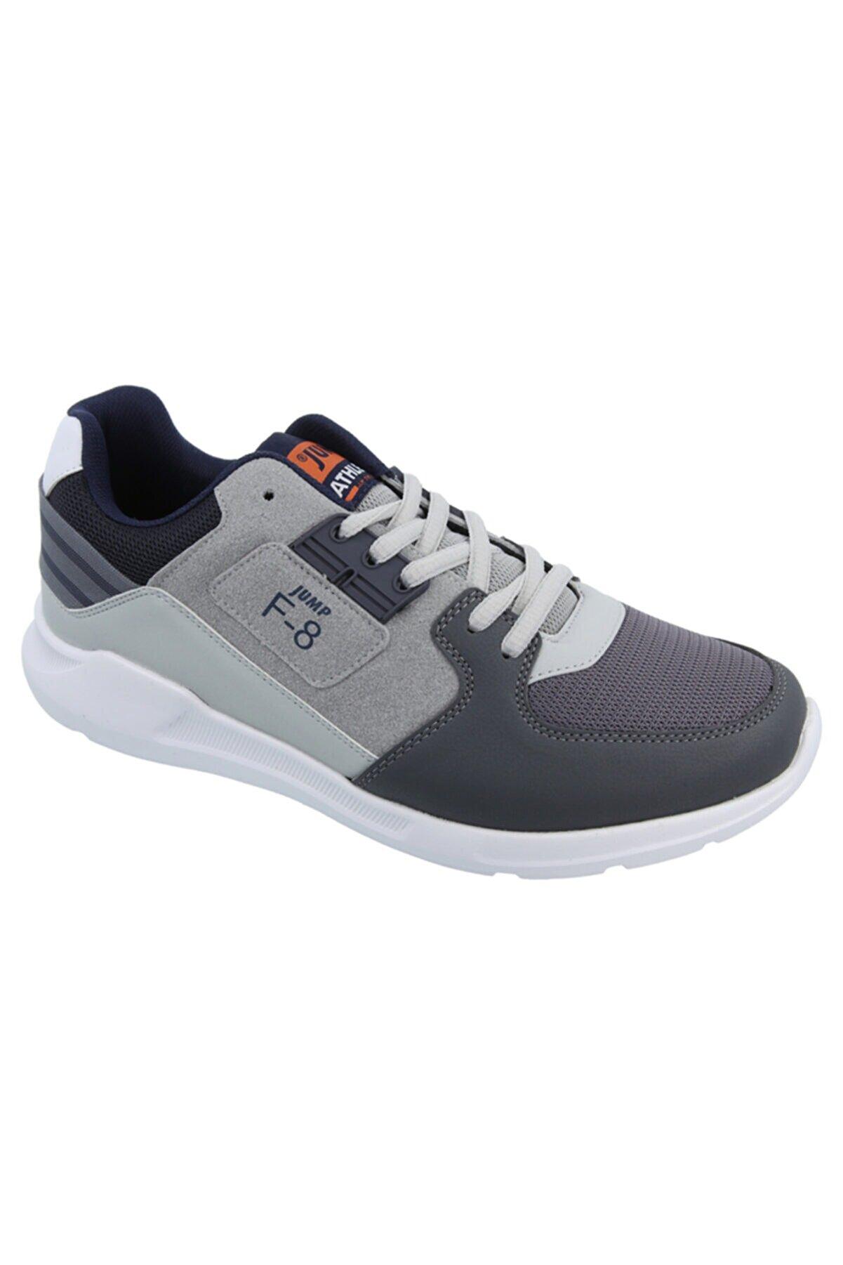Jump Unisex Gri Günlük Ayakkabısı 21159