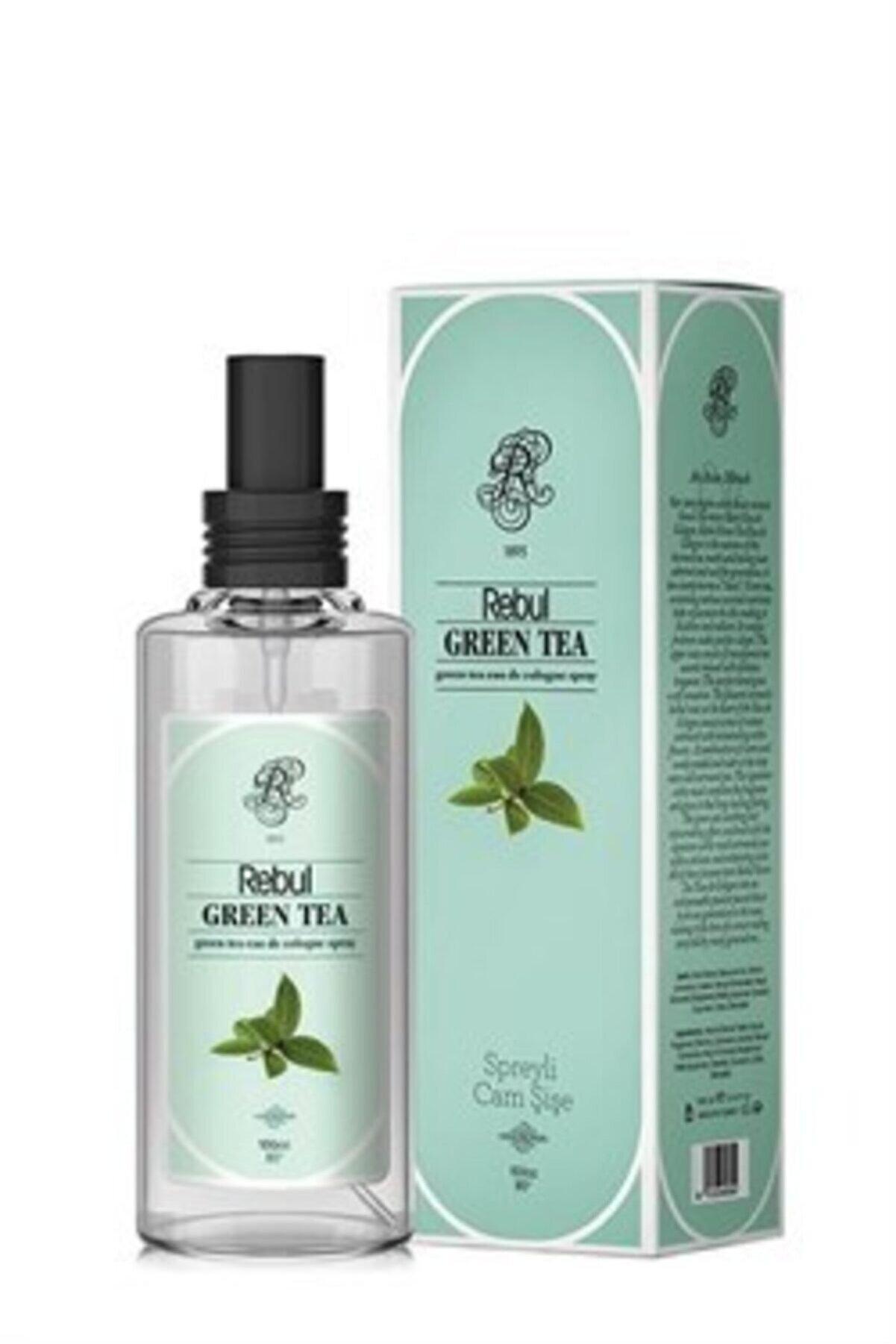 Rebul Kolonya Green Tea 100 Ml