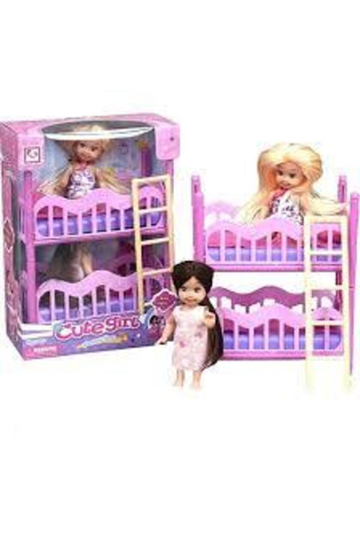 Happy Toys Ranzalı Chelsea Oyuncak Bebek Seti