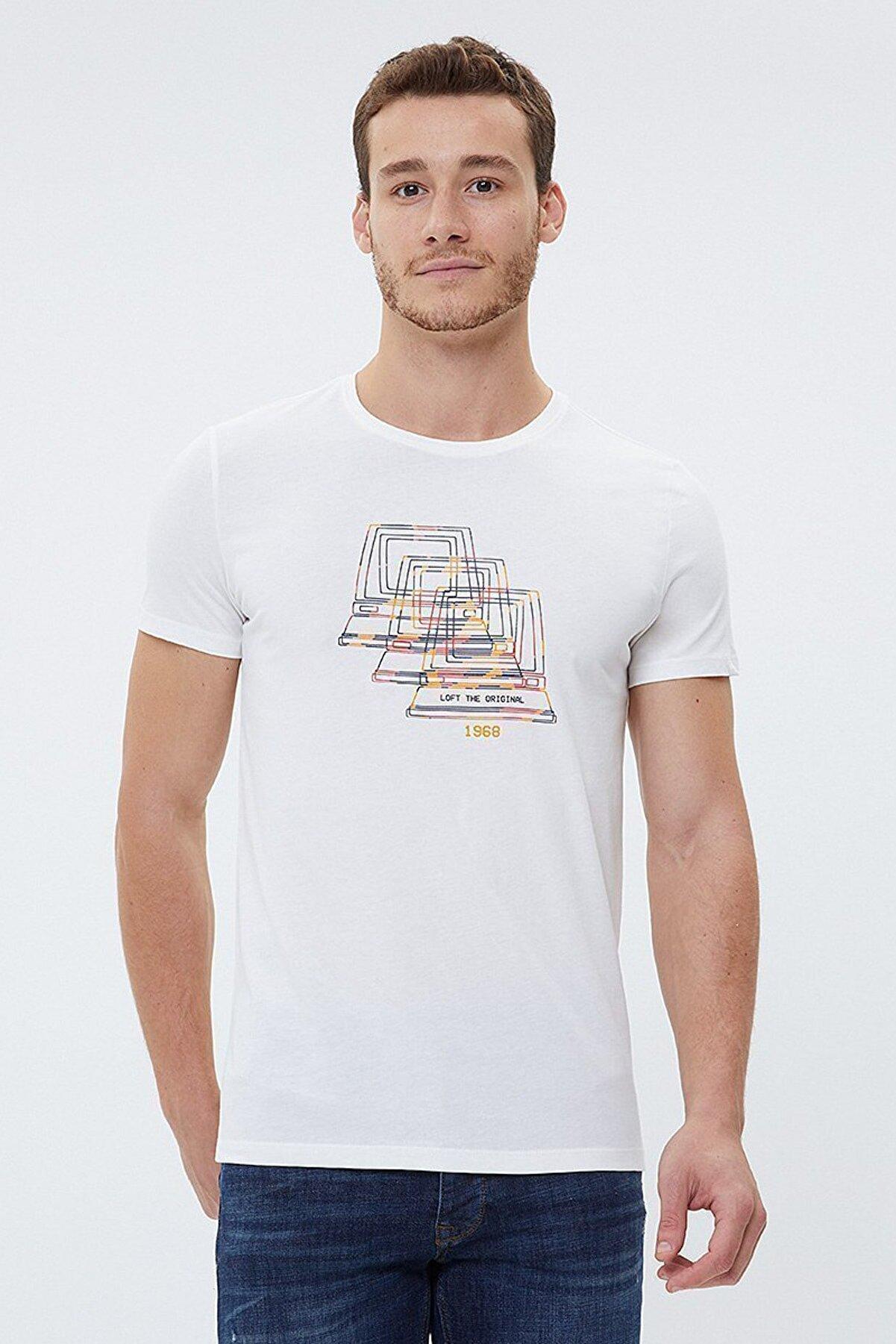 Loft Erkek T-Shirt LF2024561