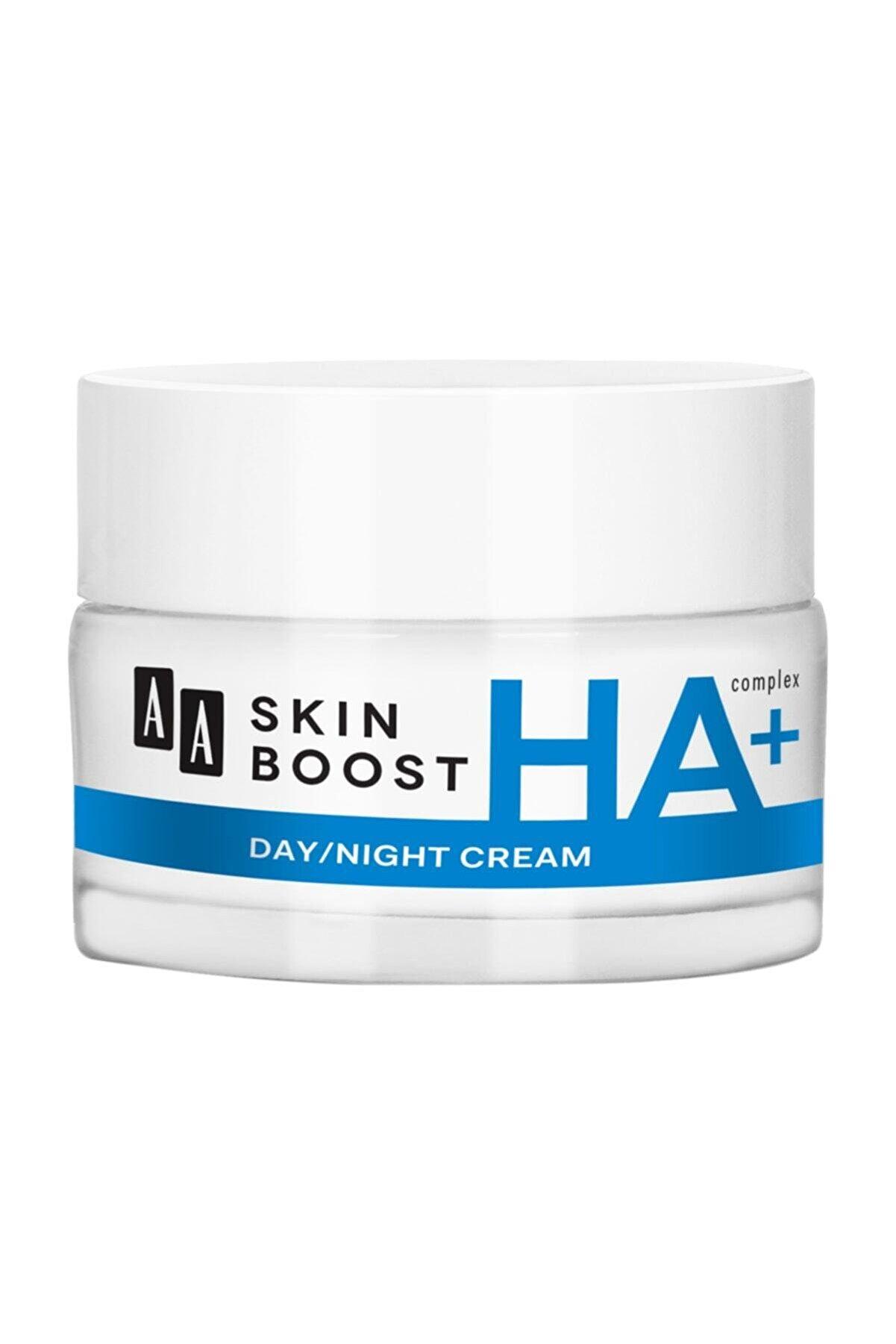 AA Cosmetics Aa Skin Boost Hyaluronik Nemlendirici Gündüz/gece Kremi 50ml