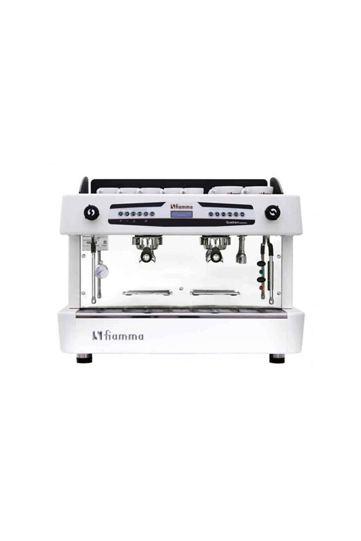 DIGERUI Fiamma 2 Dsp Tc Quadrant Espresso Kahve Makinesi - Tam Otomatik - 2 Gruplu - Dijital