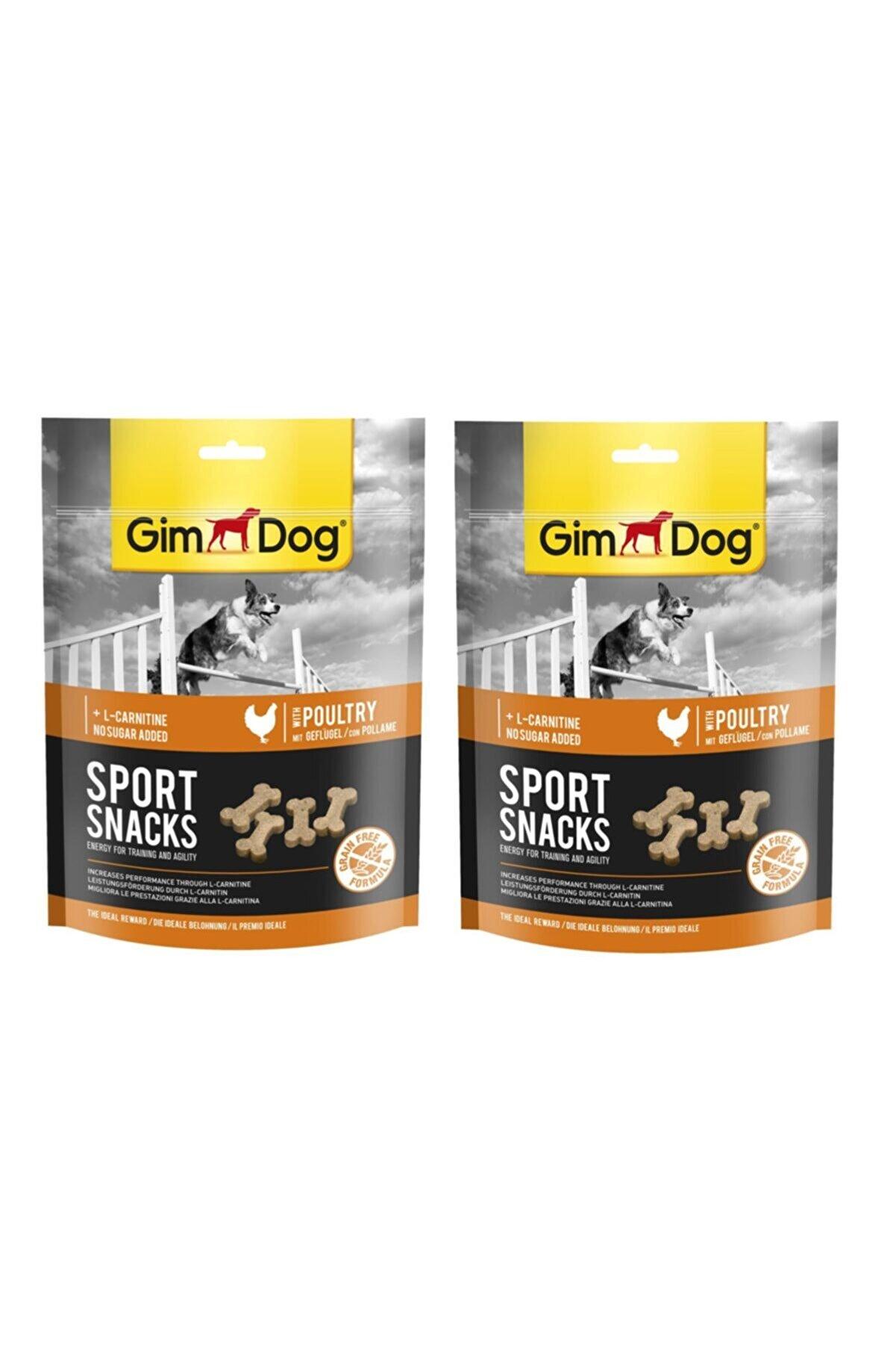 Gimdog Sportsnacks 2 Adet Tavuklu Köpek Ödül Tableti 150 Gr Arda064