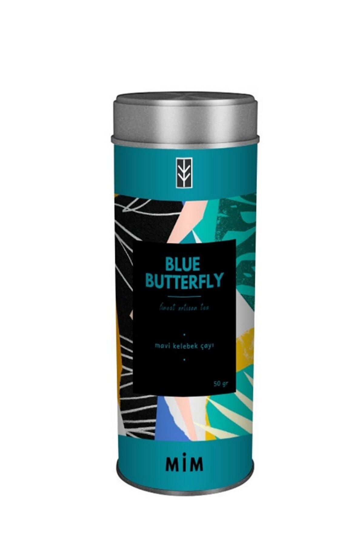 Mim Tea Blue Butterfly Tea  Mavi Kelebek Çayı