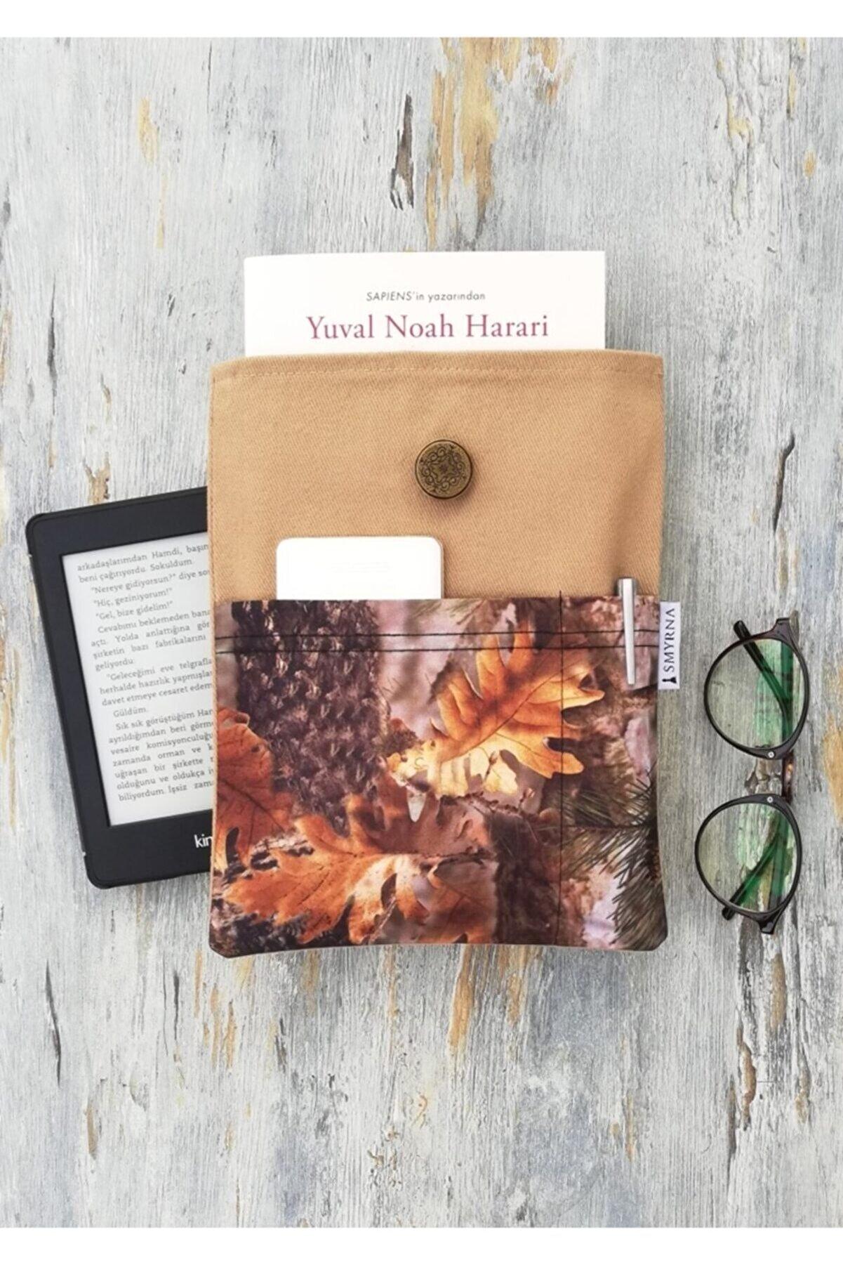 Smyrna Kitap Kılıfı-sonbahar