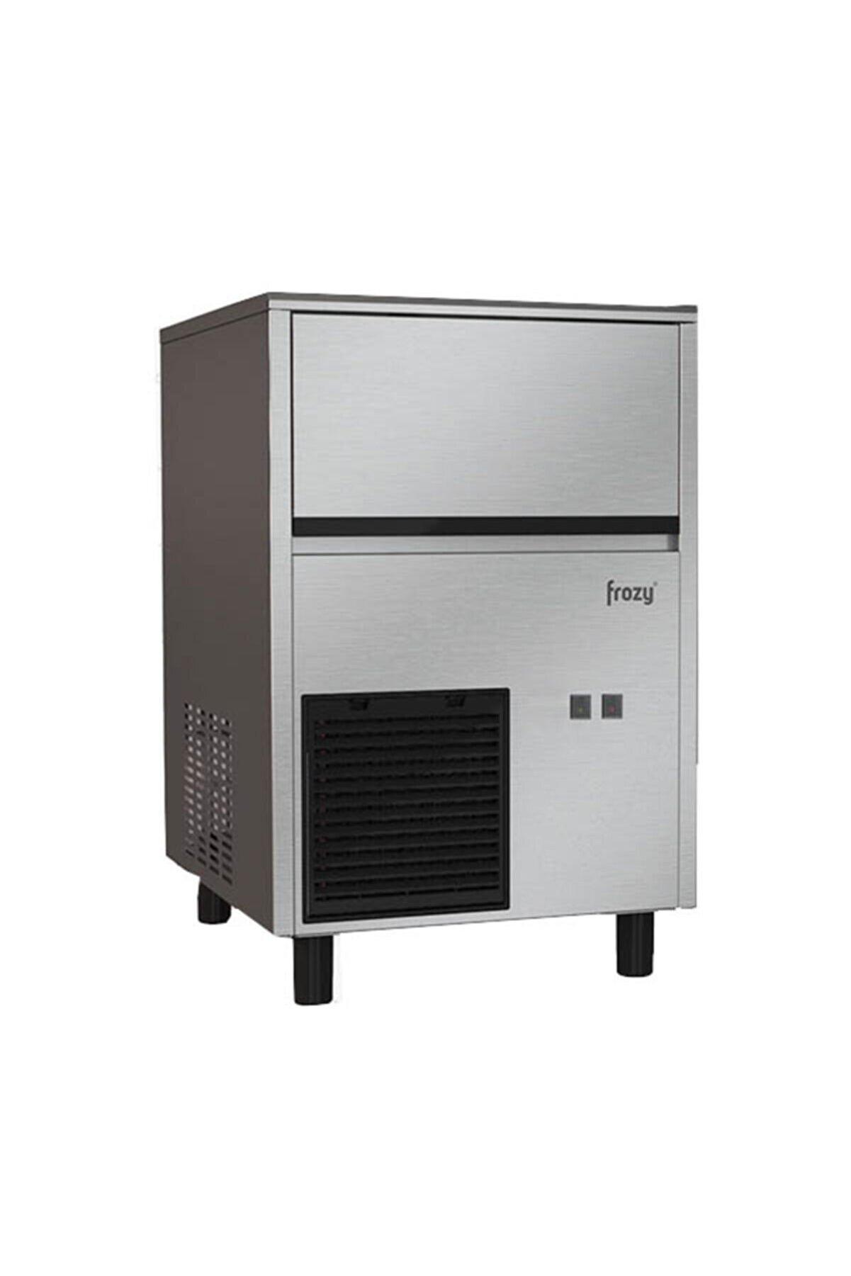 frozy Fr40 Küp Buz Makinesi Kendinden Hazneli 40 kg Gün