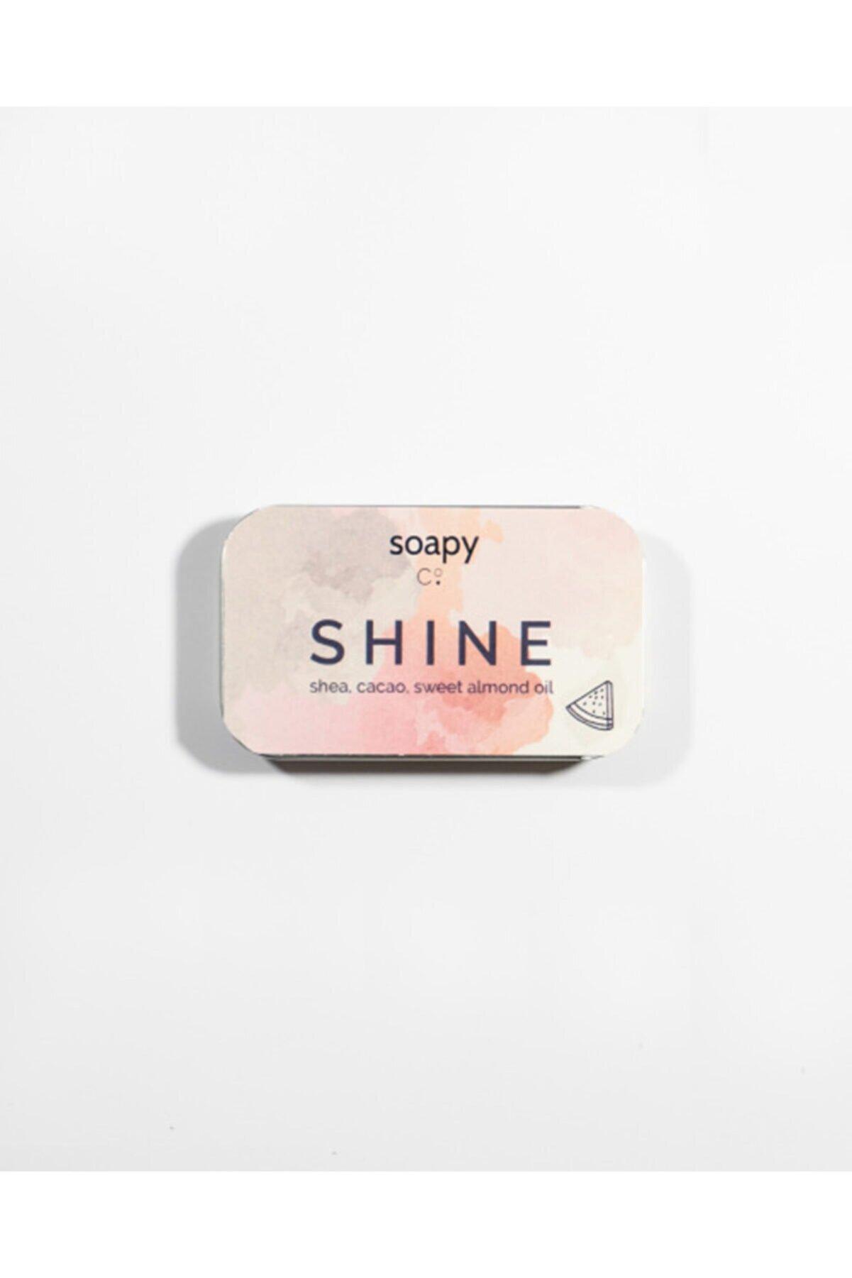 Soapy Co Shine Karpuzlu Lip Balm - Dudak Balmı 15 Gr