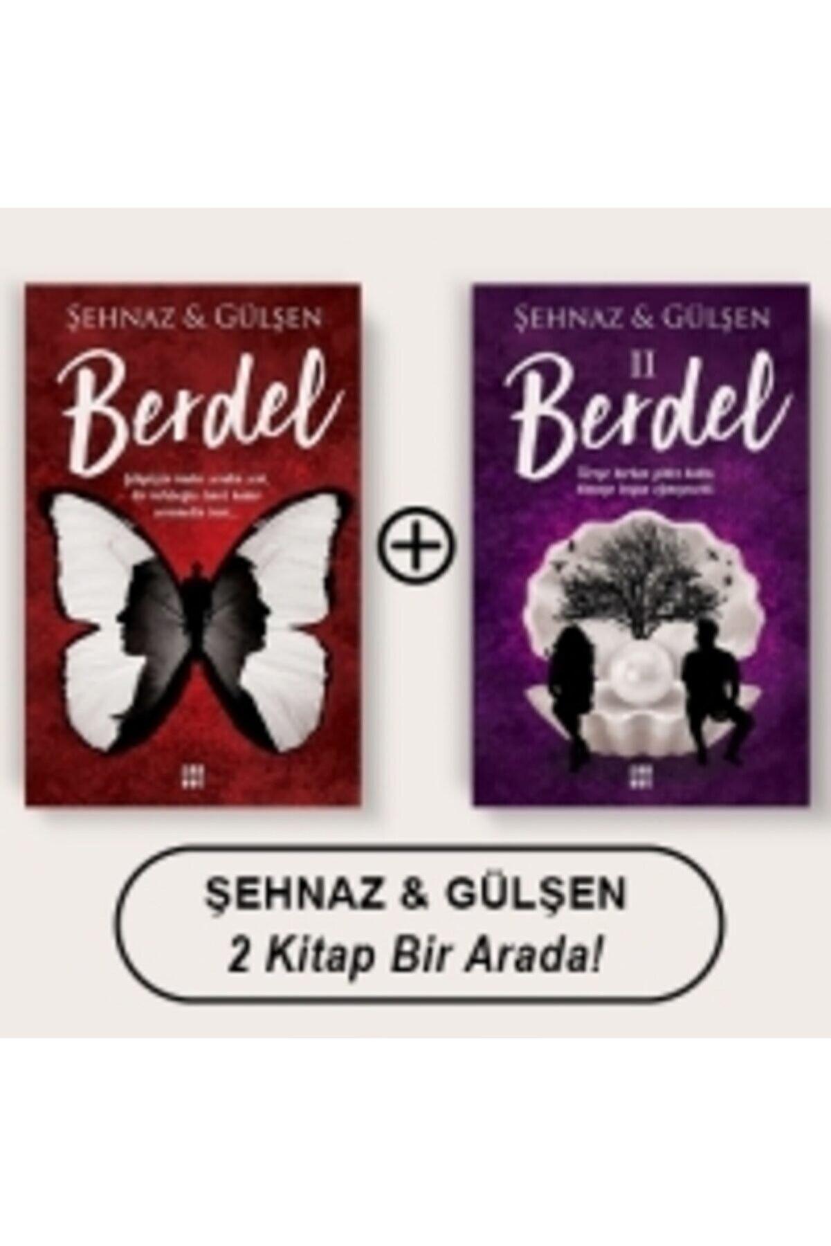 Dokuz Yayınları Berdel 1 - Berdel 2 Şehnaz & Gülşen 2 Kitap Set