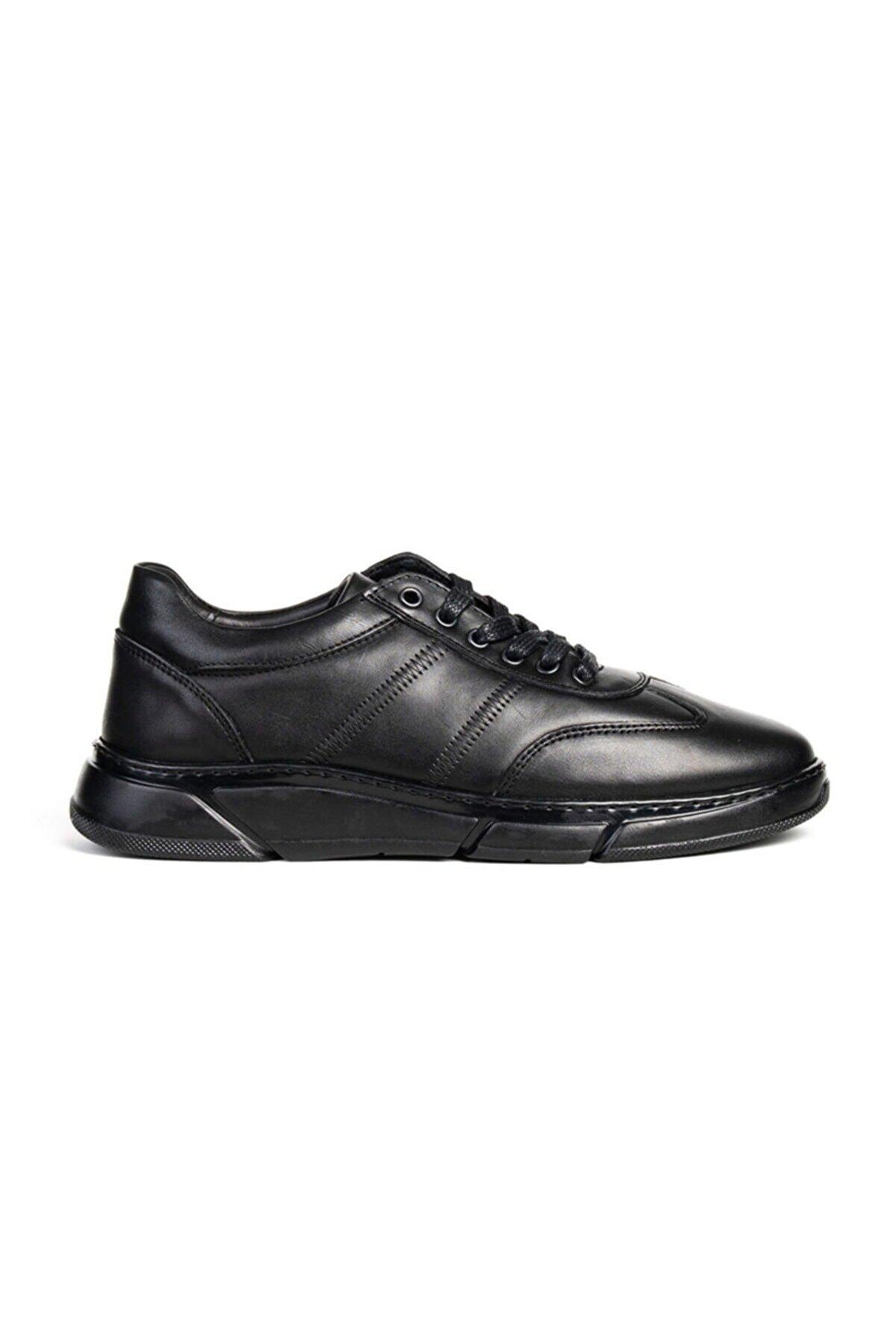 Greyder Erkek Sıyah Casual Ayakkabı 0K1UA76748