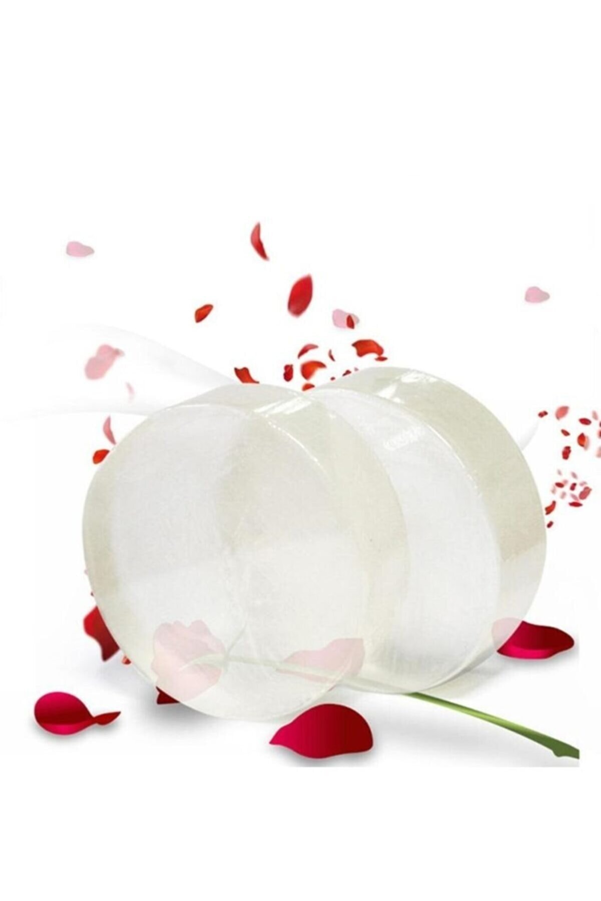 BIOAQUA Koltukaltı Ve Özel Bölgeler Için Beyazlatıcı Aktif Enzim Kristal Sabun 2 Adet