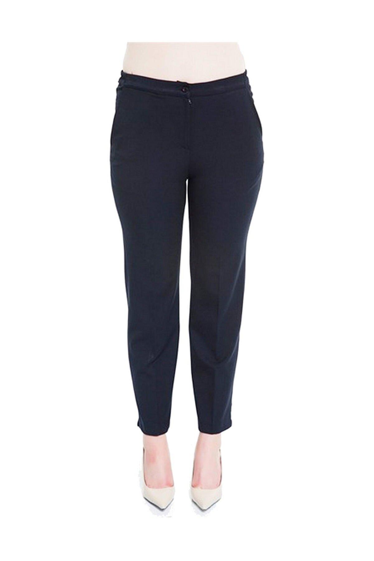 Günay Kadın Lacivert Pantolon 44213200002102