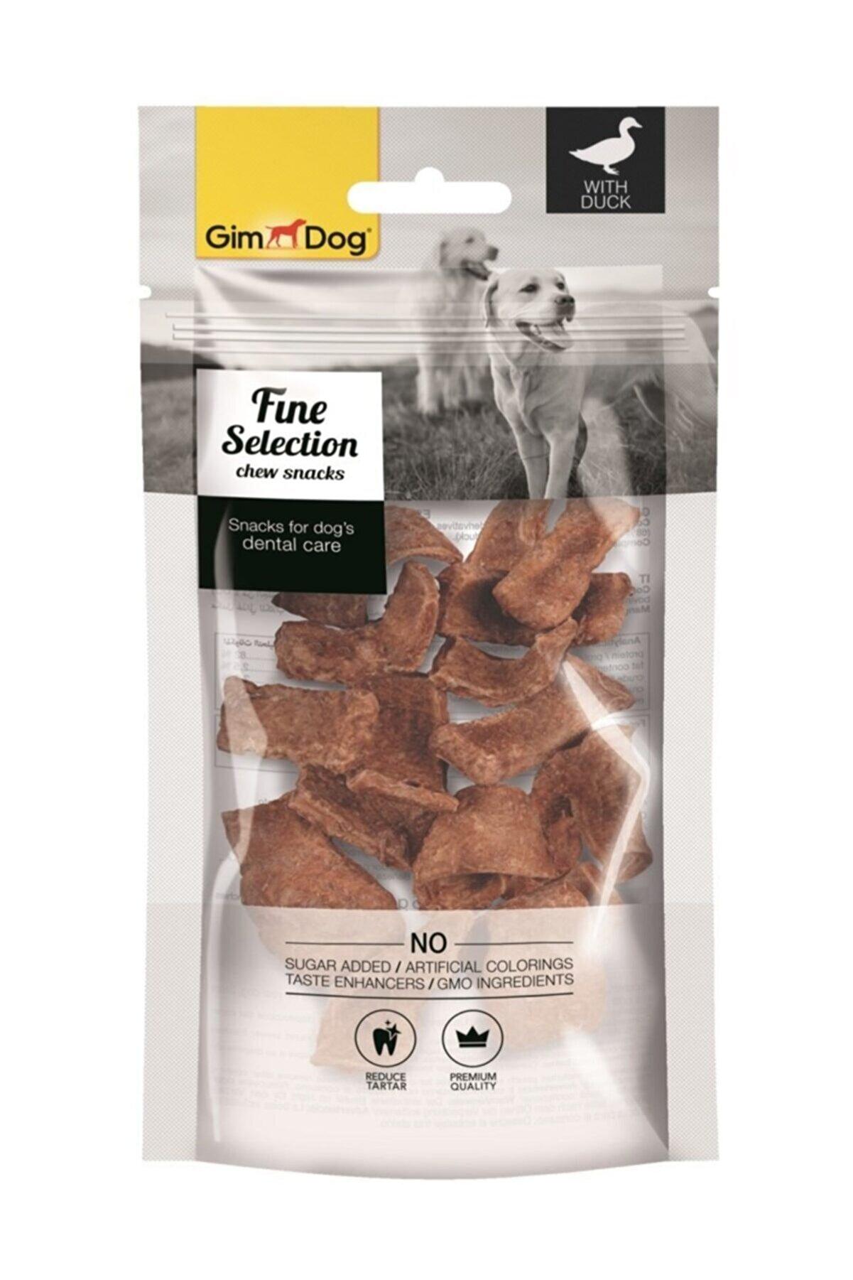 Gimdog Duck-crunchies Ördekli Köpek Ödülü 35gr