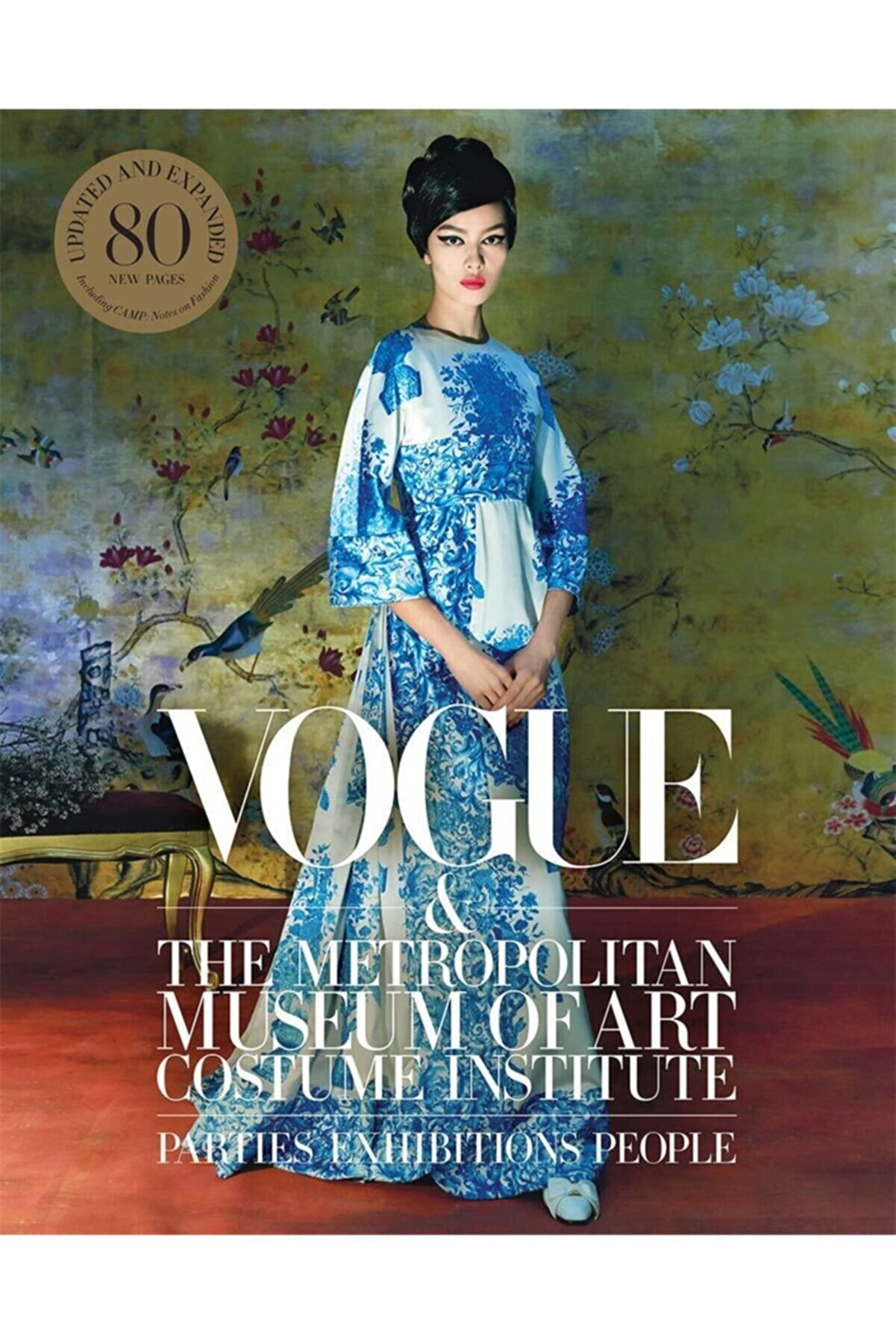 Abrams Vogue And The Metropolitan Museum Of Art Costume Institute: Updated Edition Hardcover - Kitap