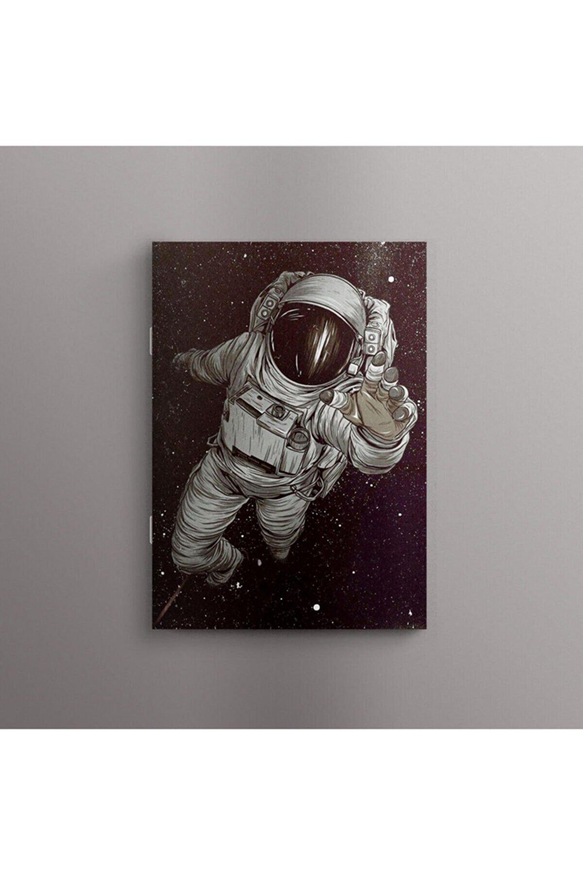 Bookalemuntr Uzay Boşluğu Defter A5 48 Yaprak