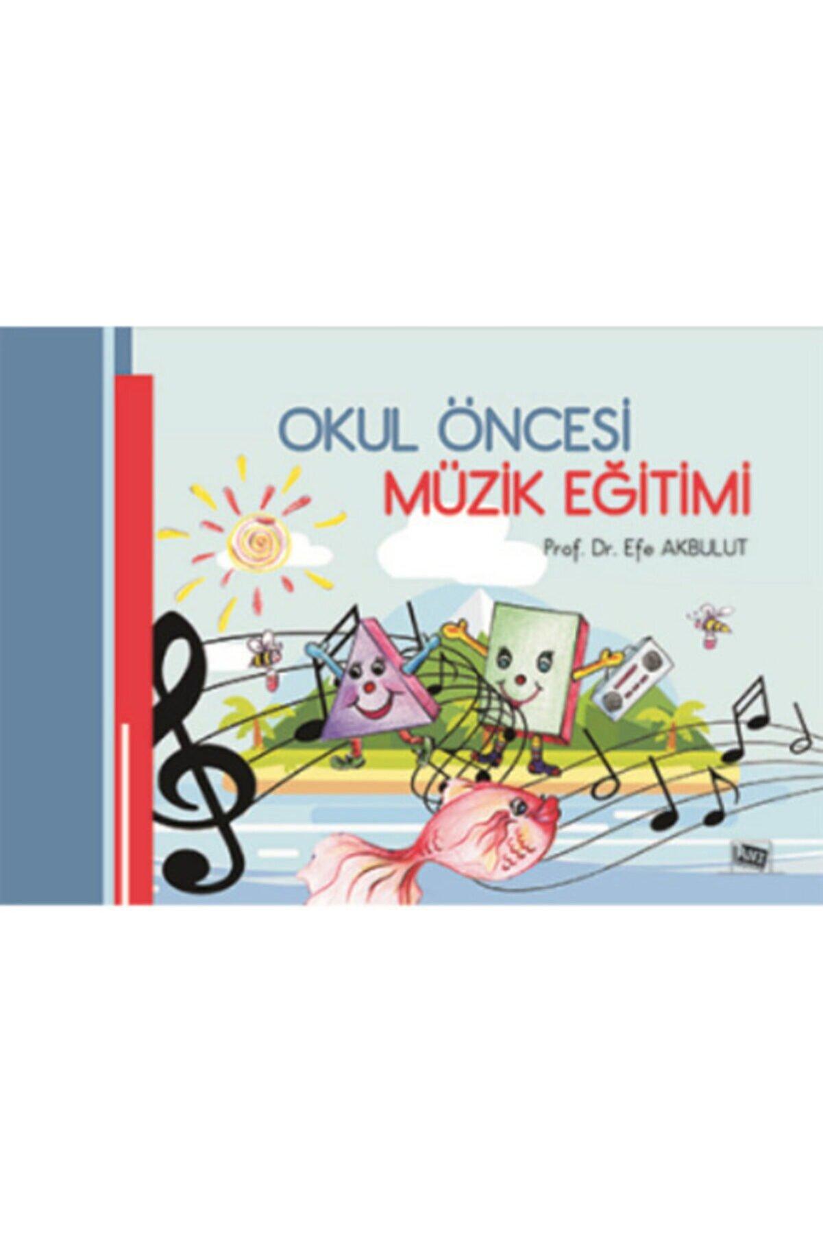 Anı Yayıncılık Okul Öncesi Müzik Eğitim