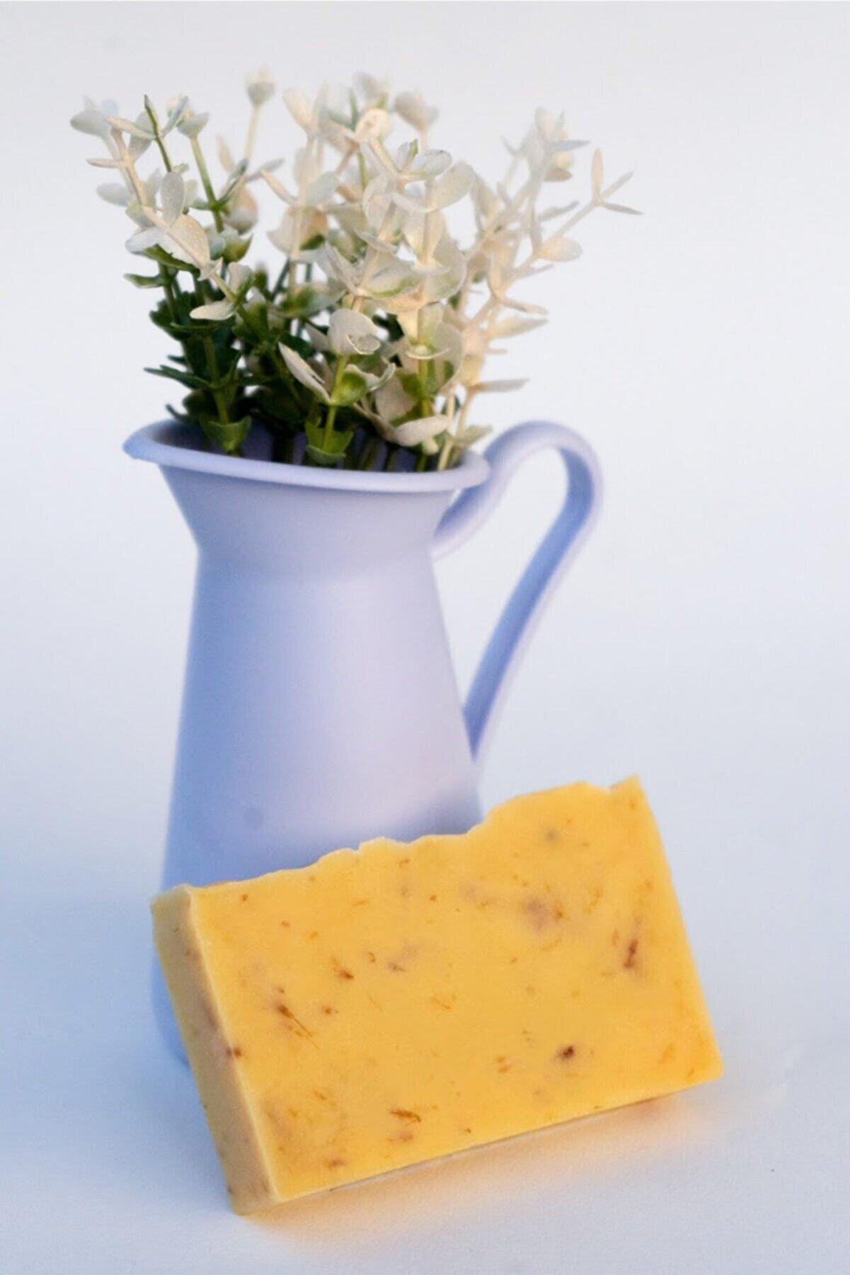 Soapy Co Moisturizing Mango Nemlendirici Vücut Sabunu - Kuru, Hassas Ve Çok Hassas Ciltler - Vegan